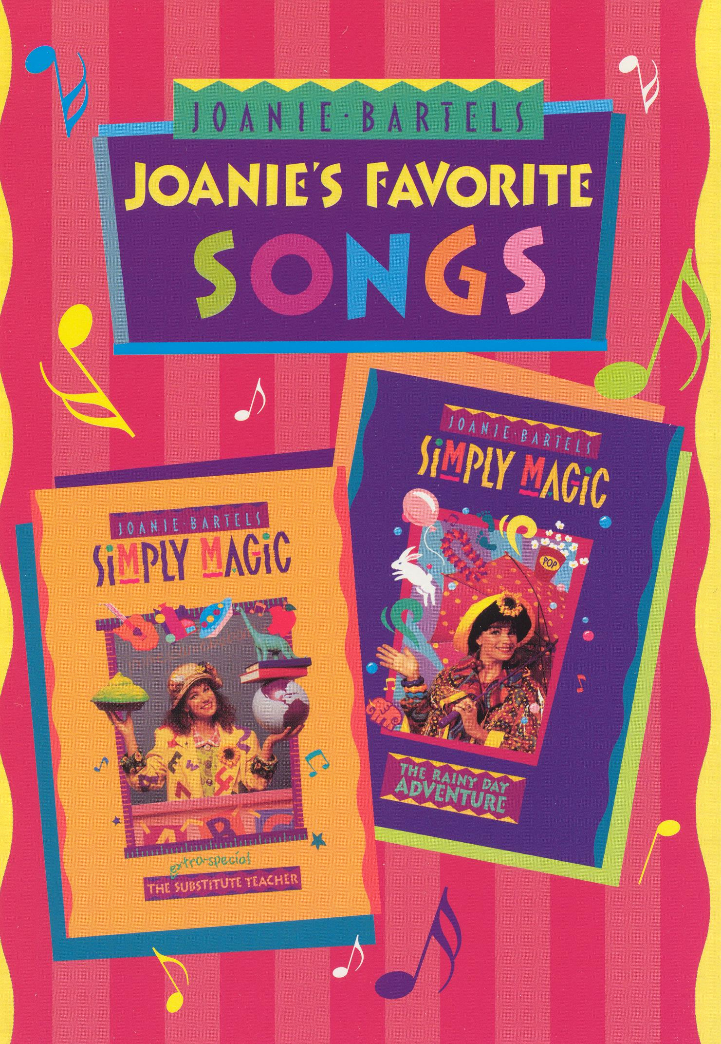 Joanie Bartles: Favorite Songs