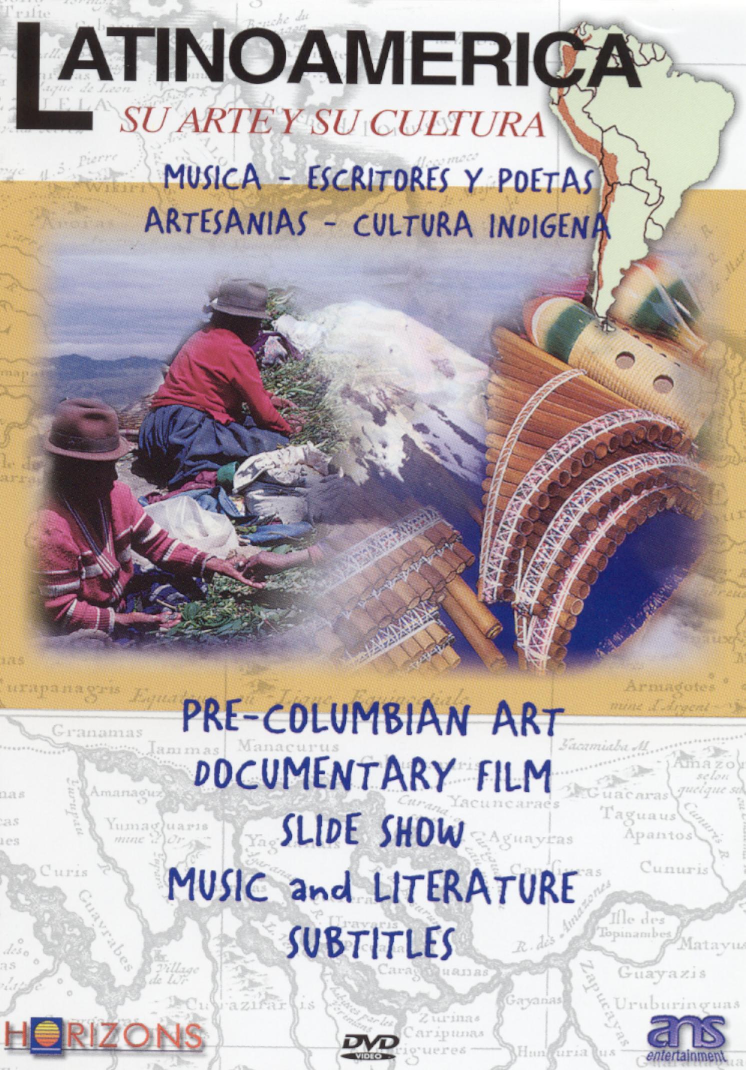 Horizons: Latino America Su Arte Y Su Cultura