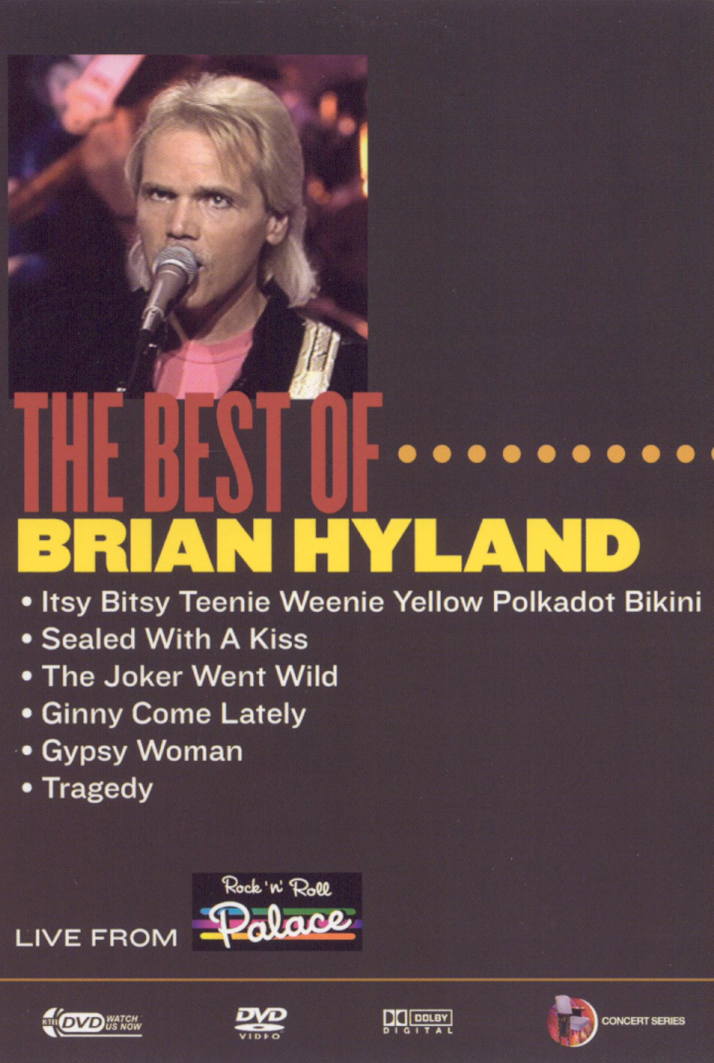 Live From Rock 'n' Roll Palace: The Best of Brian Hyland