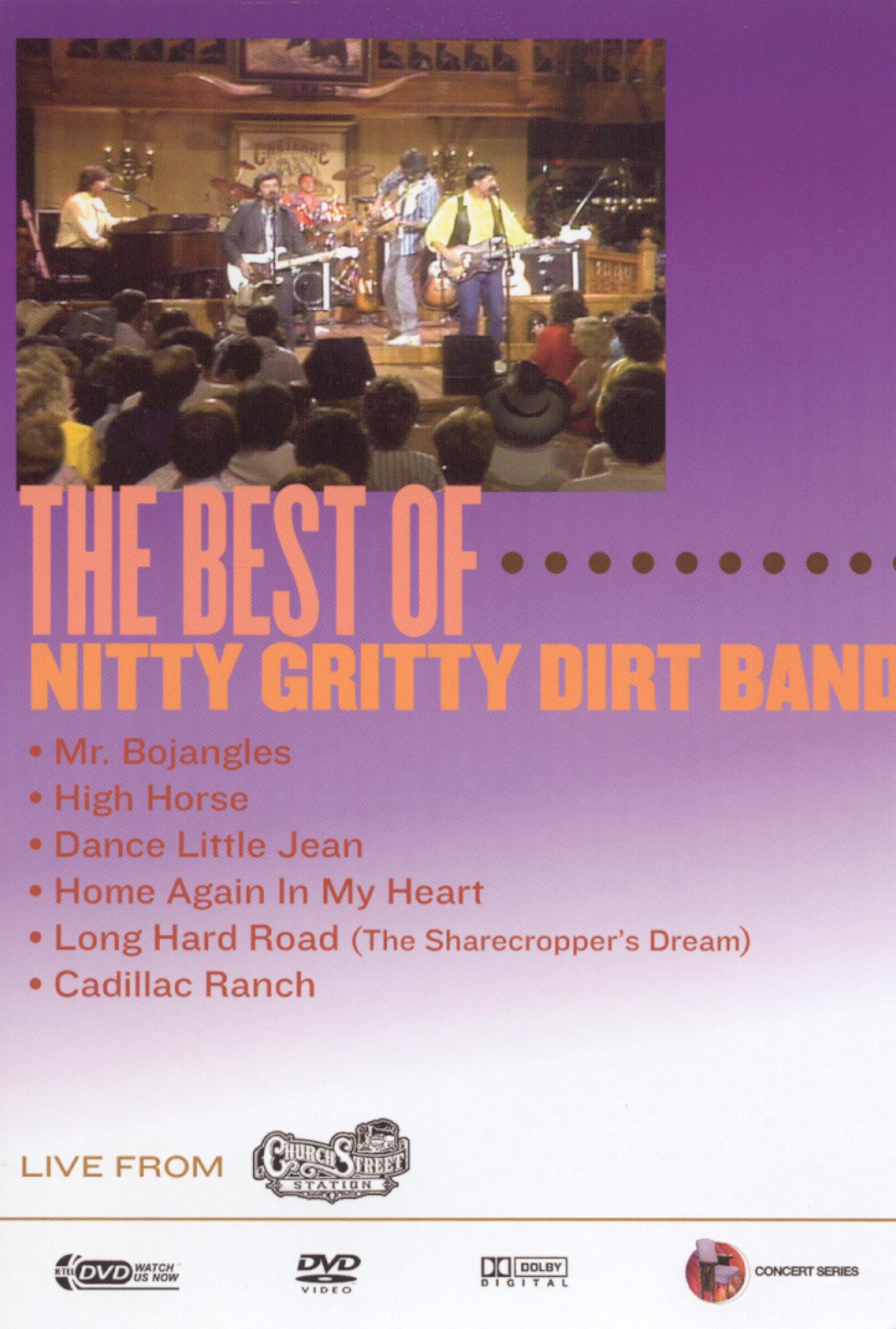 Live From Rock 'n' Roll Palace: The Best of the Nitty Gritty Dirt Band