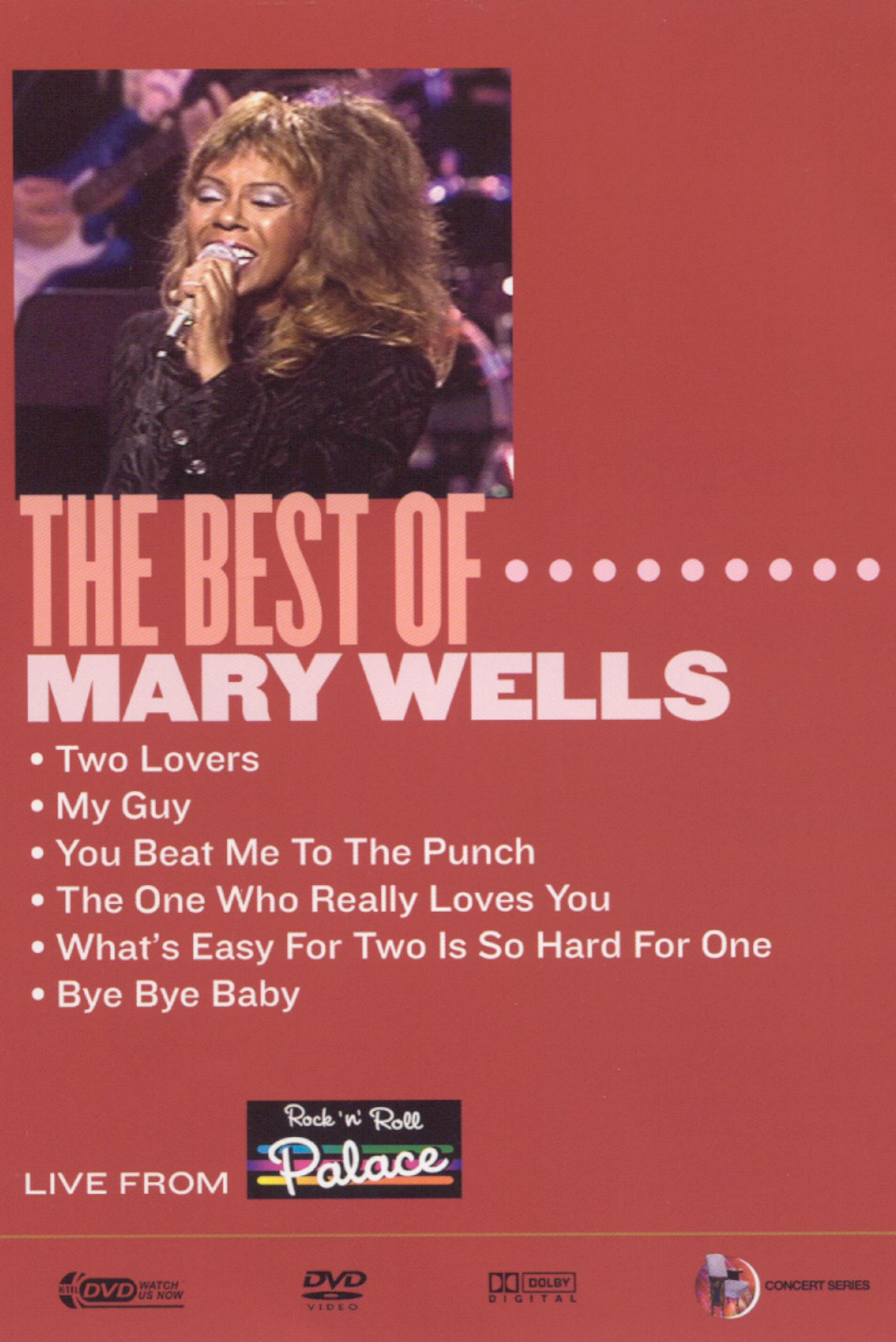 Live From Rock 'n' Roll Palace: The Best of Mary Wells