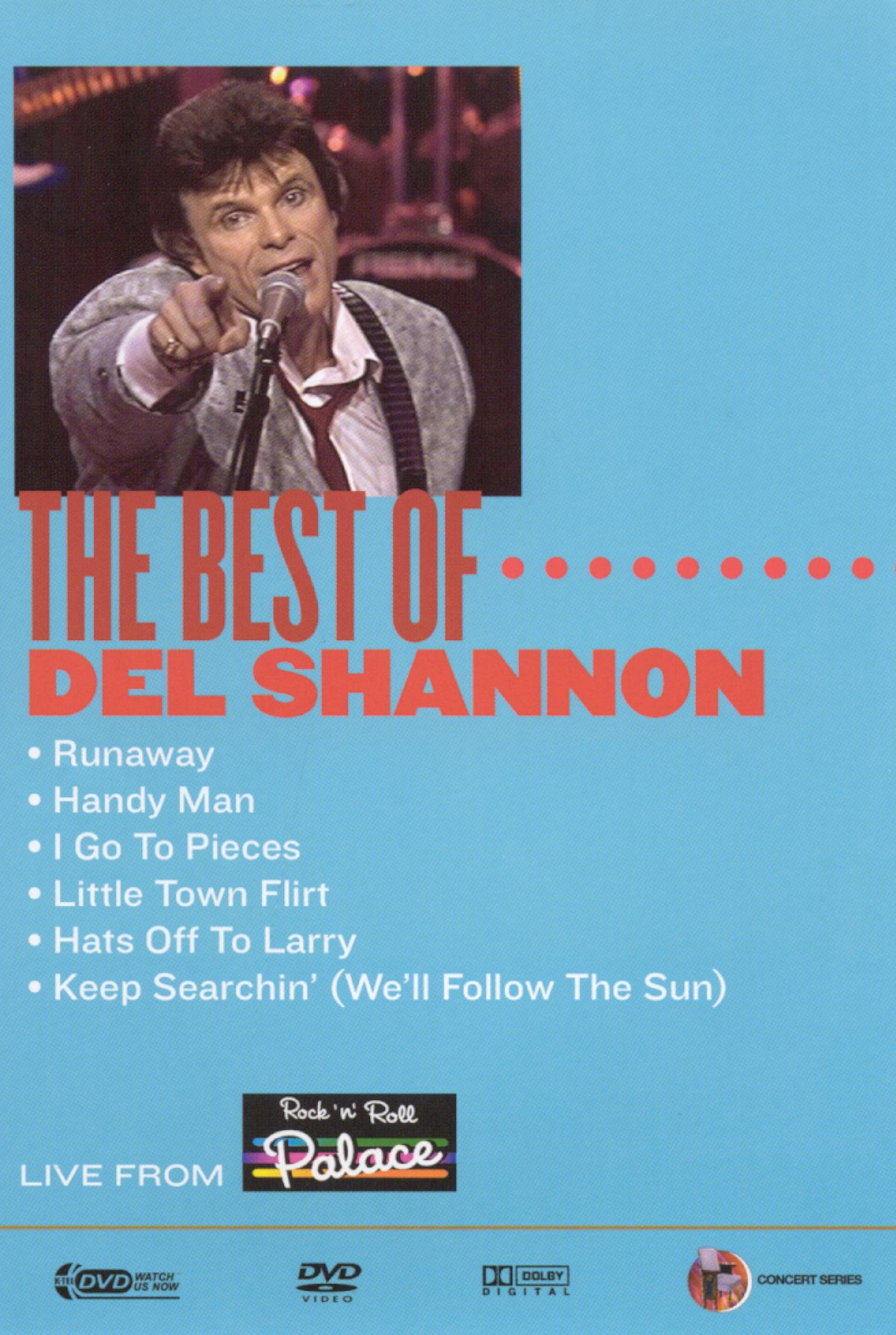 Live From Rock 'n' Roll Palace: The Best of Del Shannon