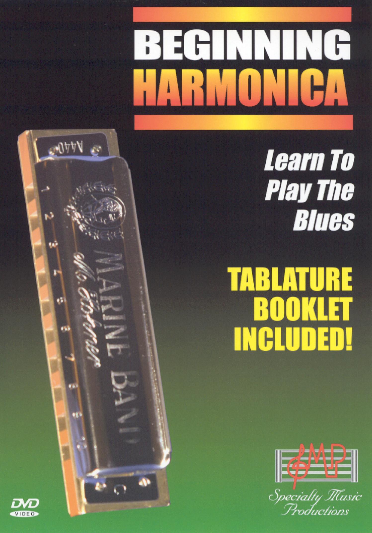 SMP Series: Beginning Harmonica