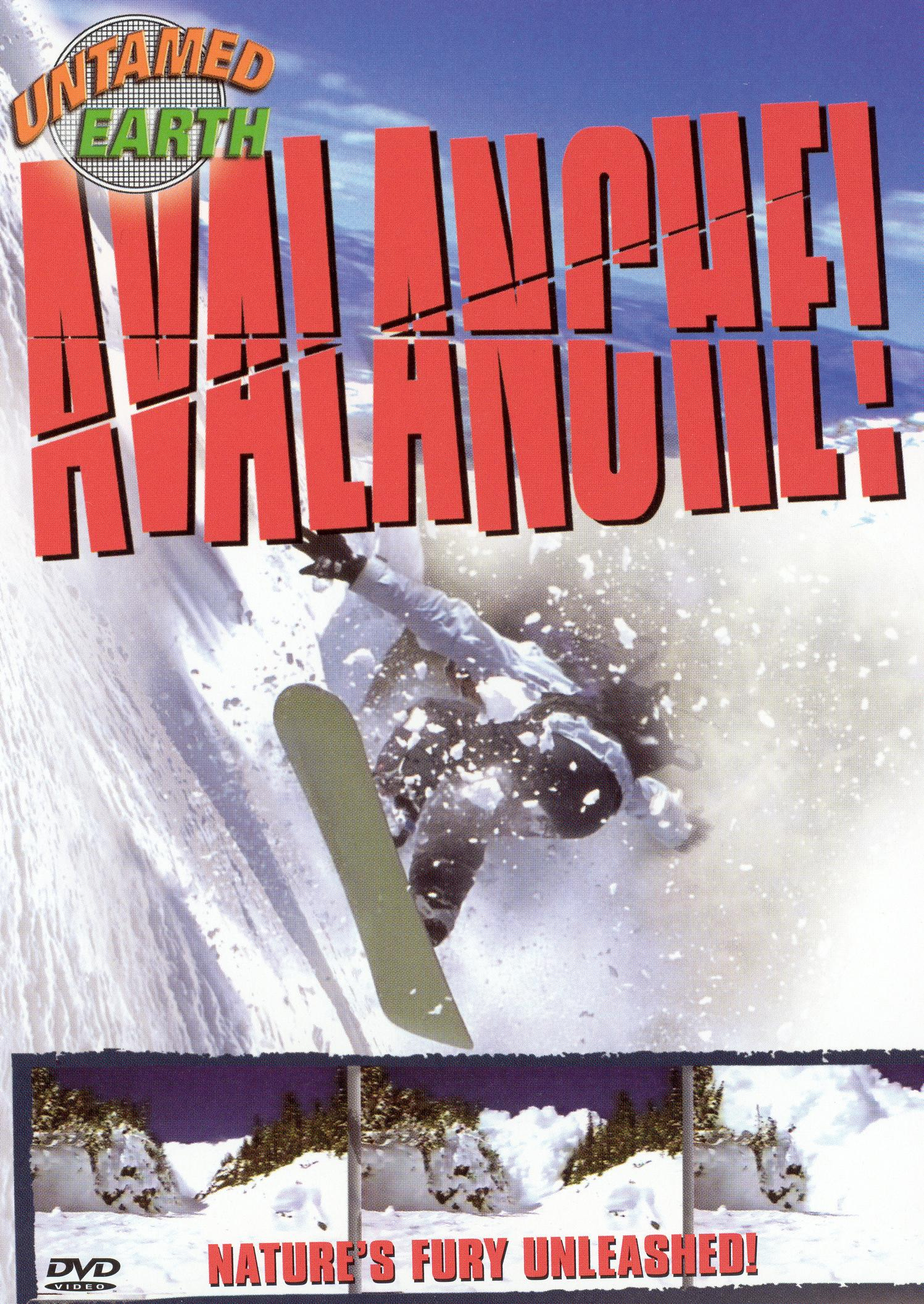 Untamed Earth: Avalanche!