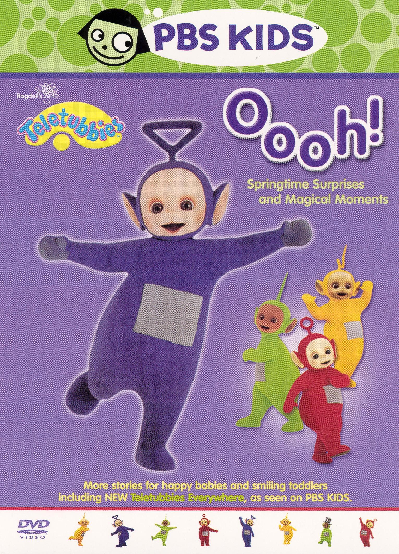 Teletubbies: Oooh! - Springtime Surprises and Magical Moments