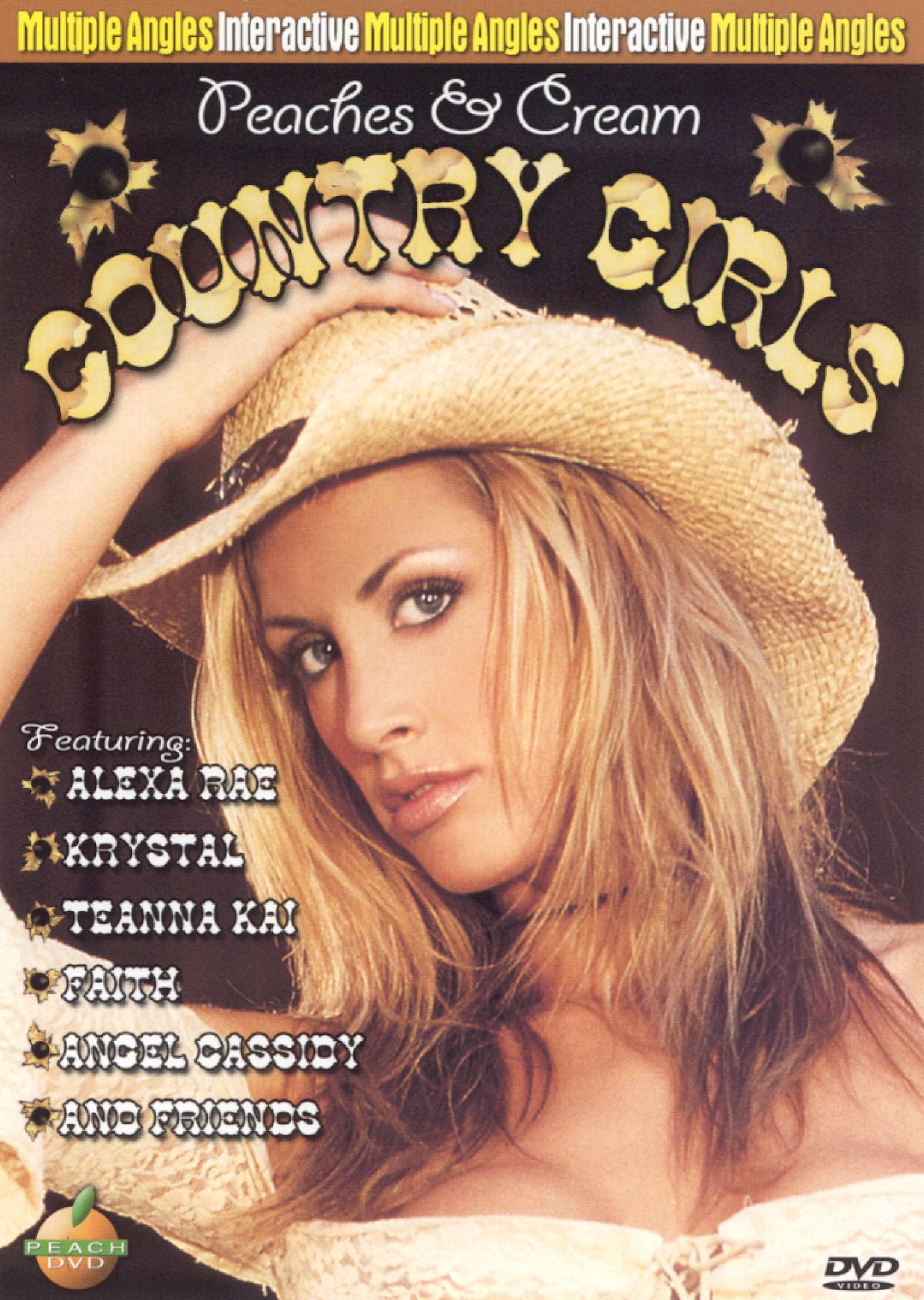 Peaches and Cream: Country Girls