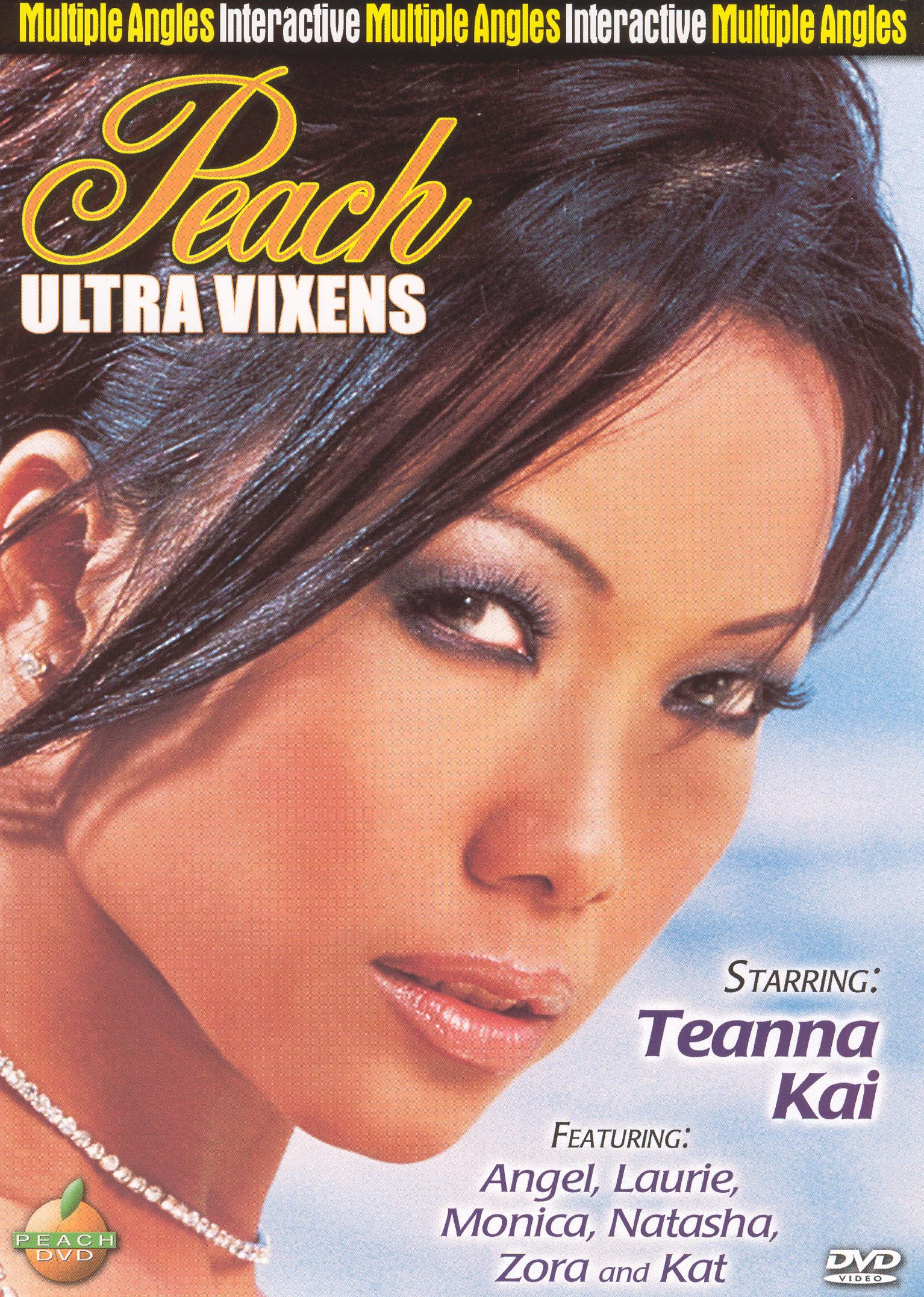 Peach Ultra Vixens: Teanna Kai