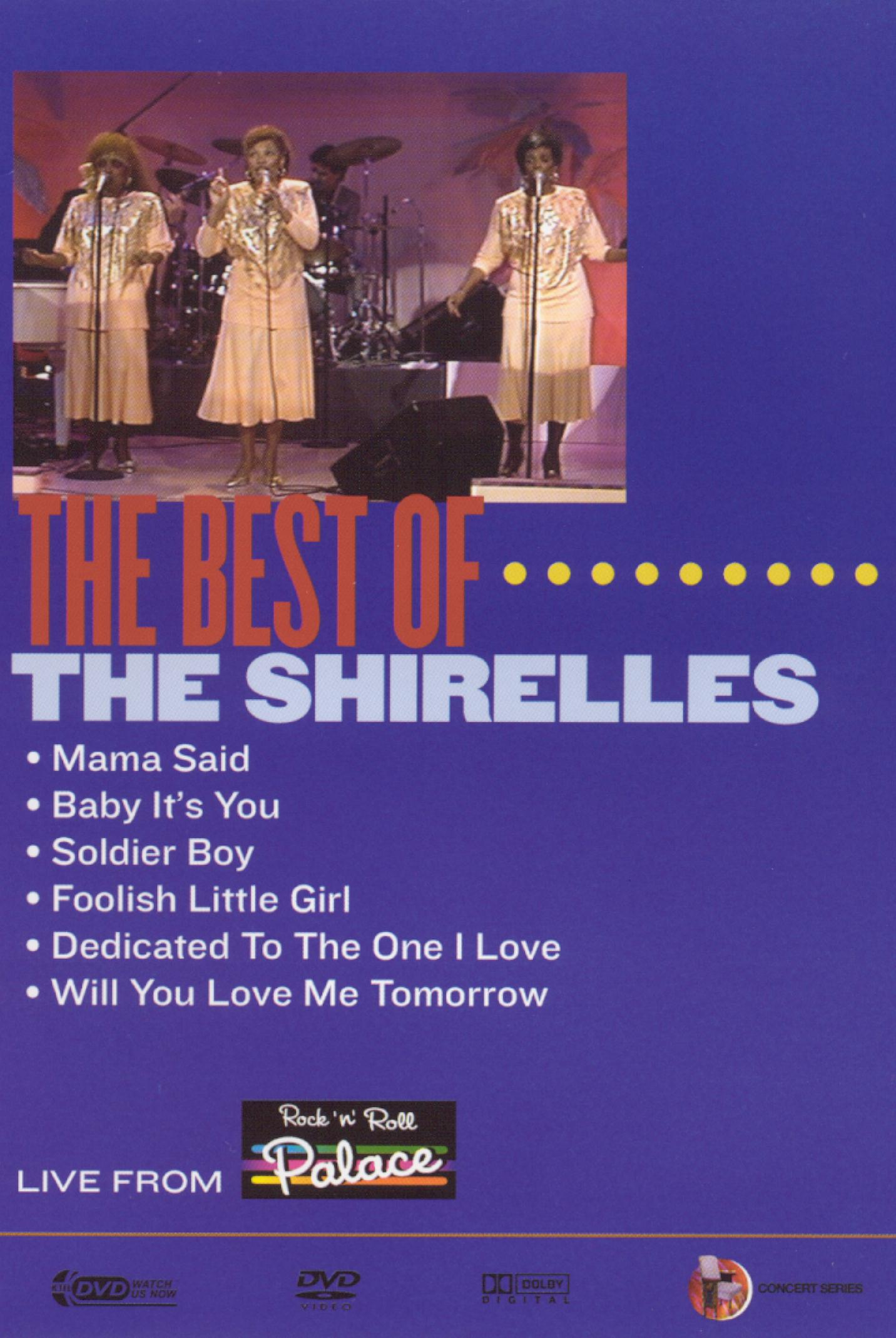 Live From Rock 'n' Roll Palace: The Best of The Shirelles
