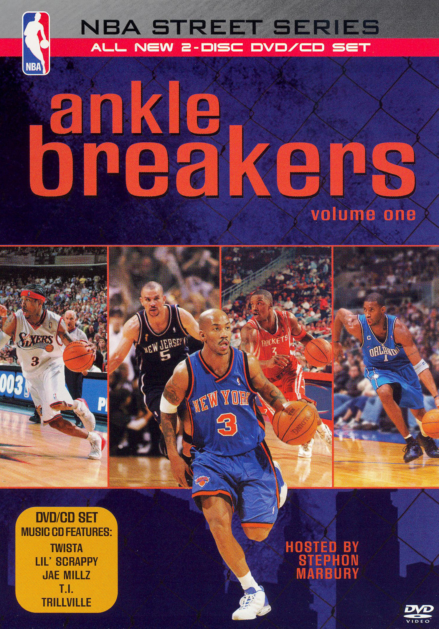 NBA Street Series: Ankle Breakers - Volume One