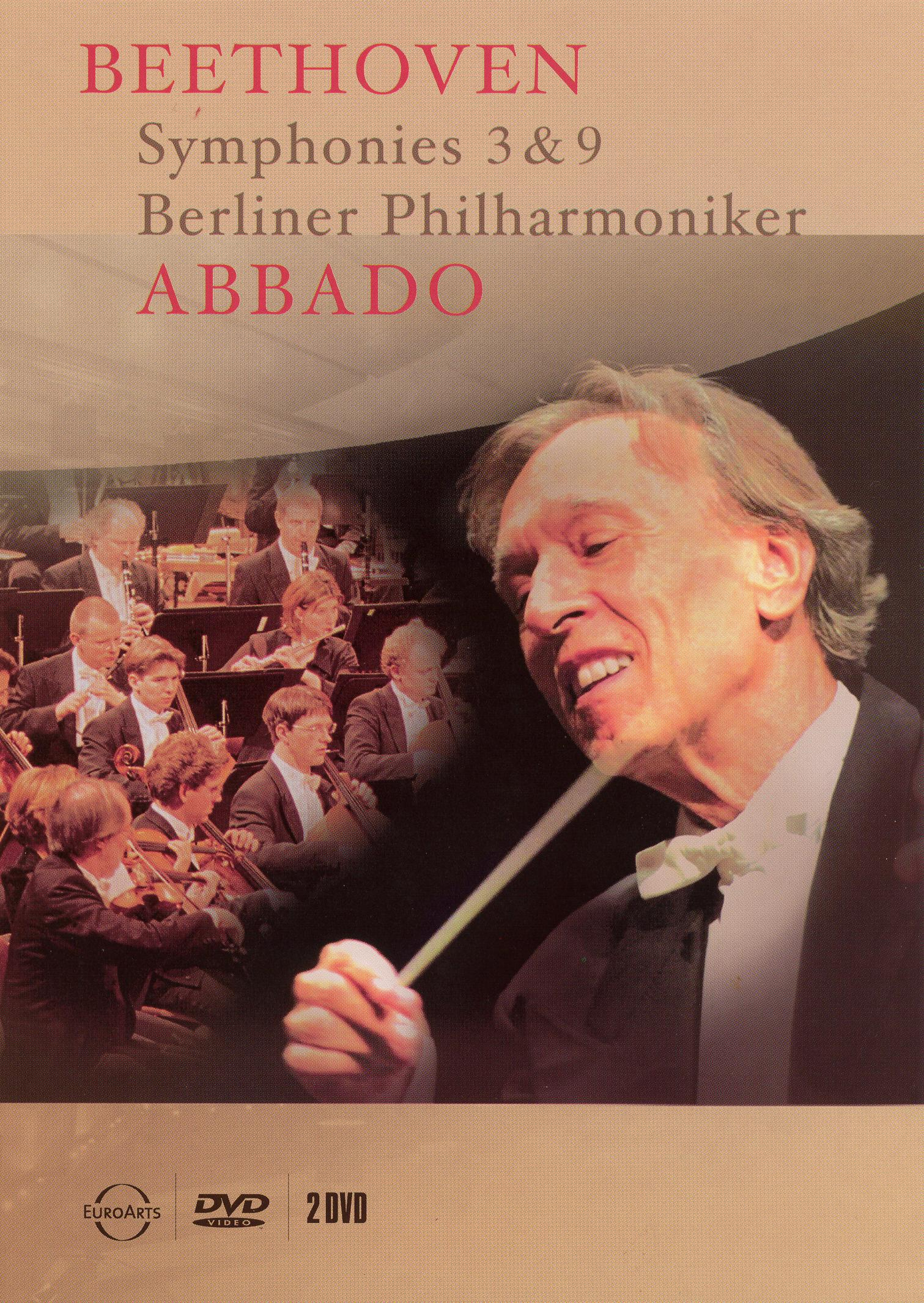 Claudio Abbado/Berliner Philharmoniker: Beethoven - Symphonies 3 & 9