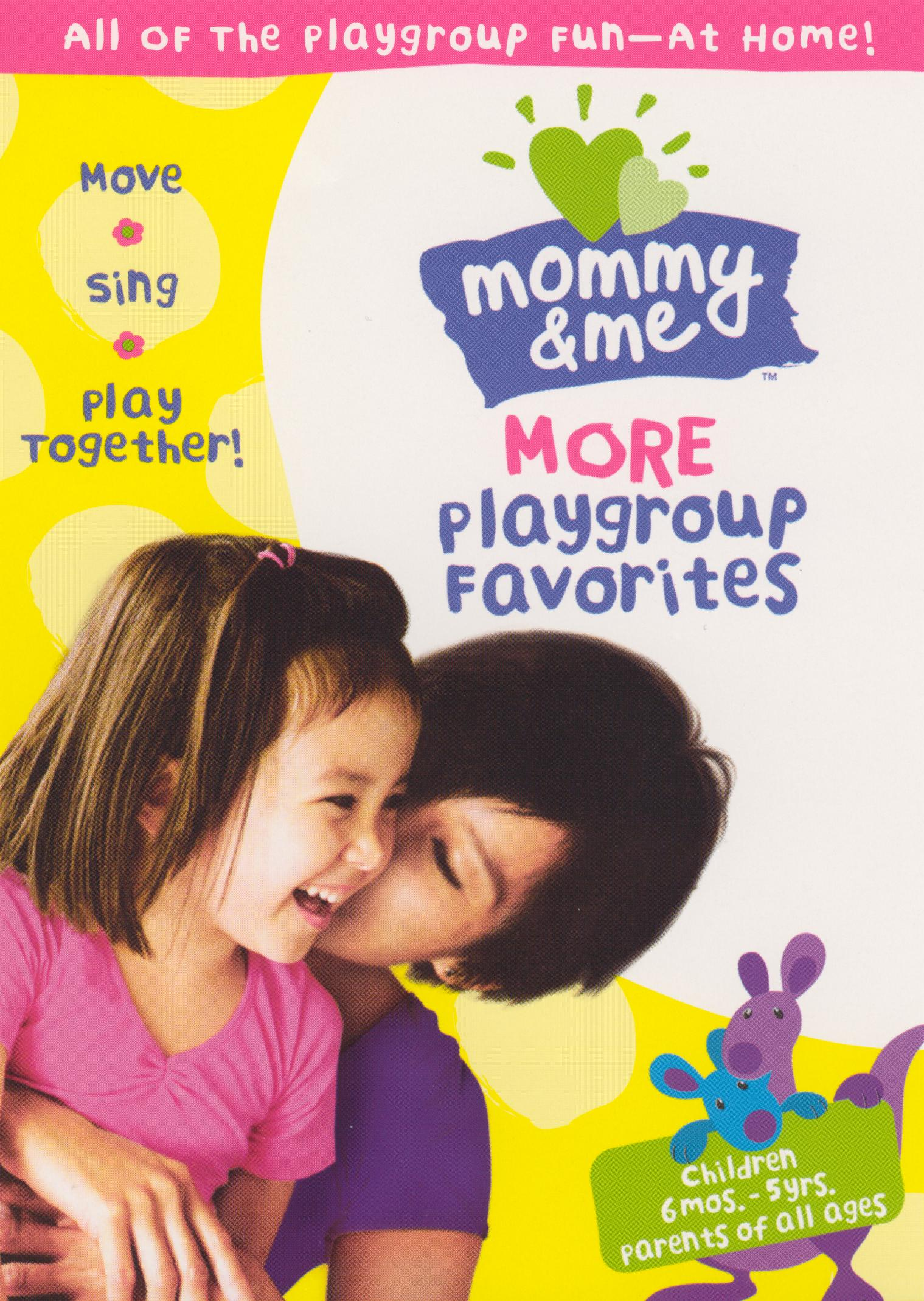 Mommy & Me: More Playgroup Favorites (2003)
