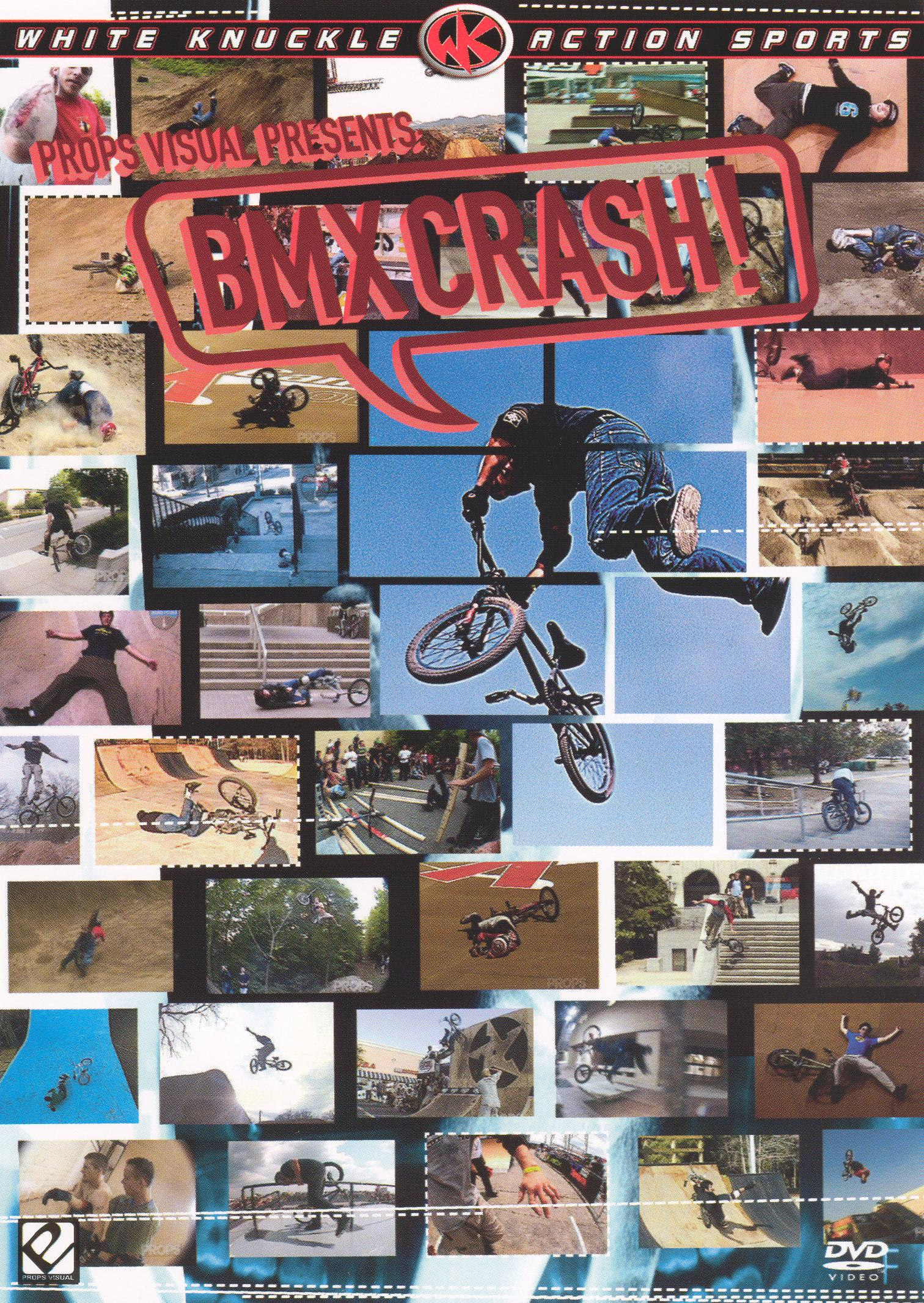 White Knuckle Extreme: Props - BMX Crashes