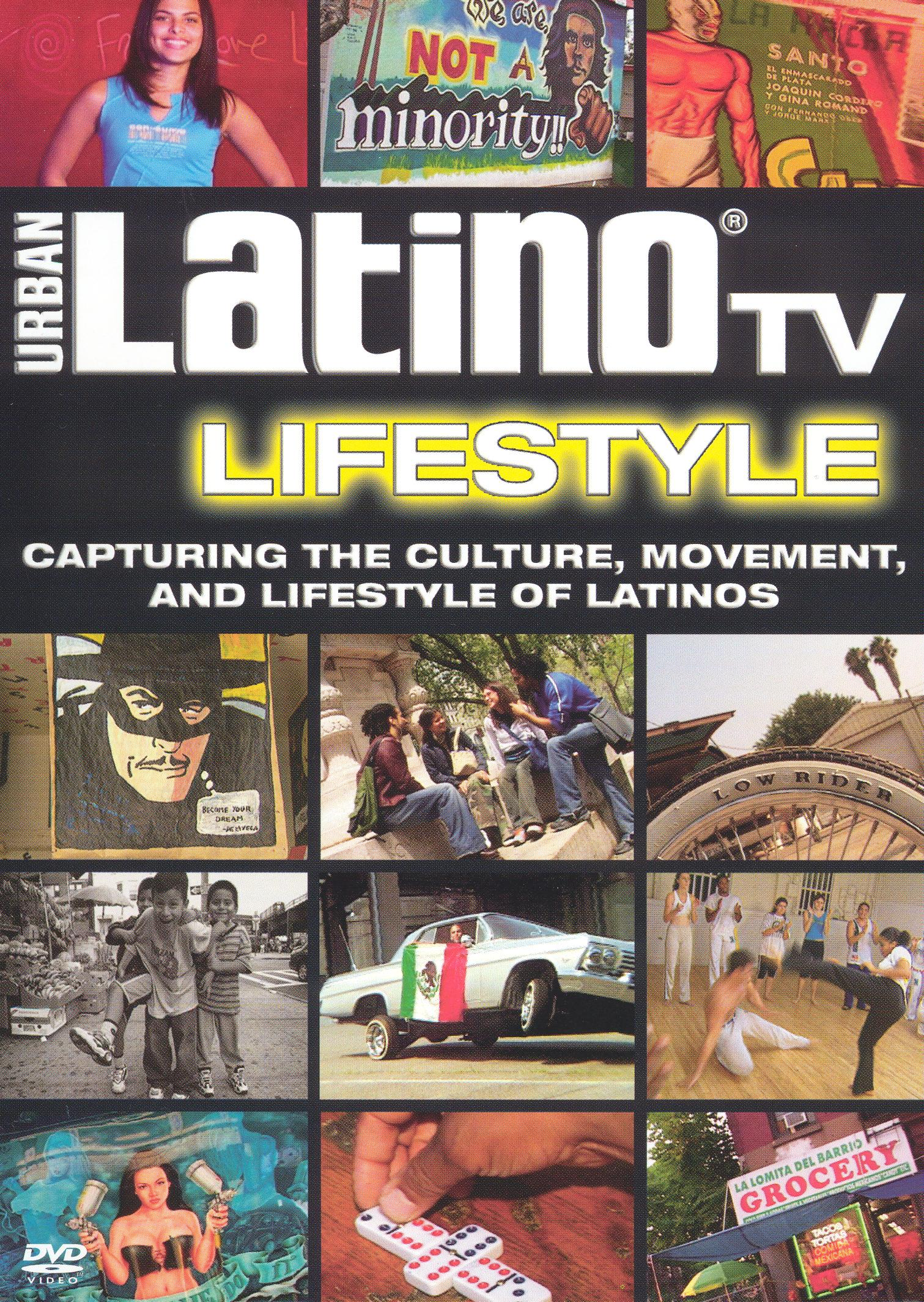 Urban Latino TV Lifestyle