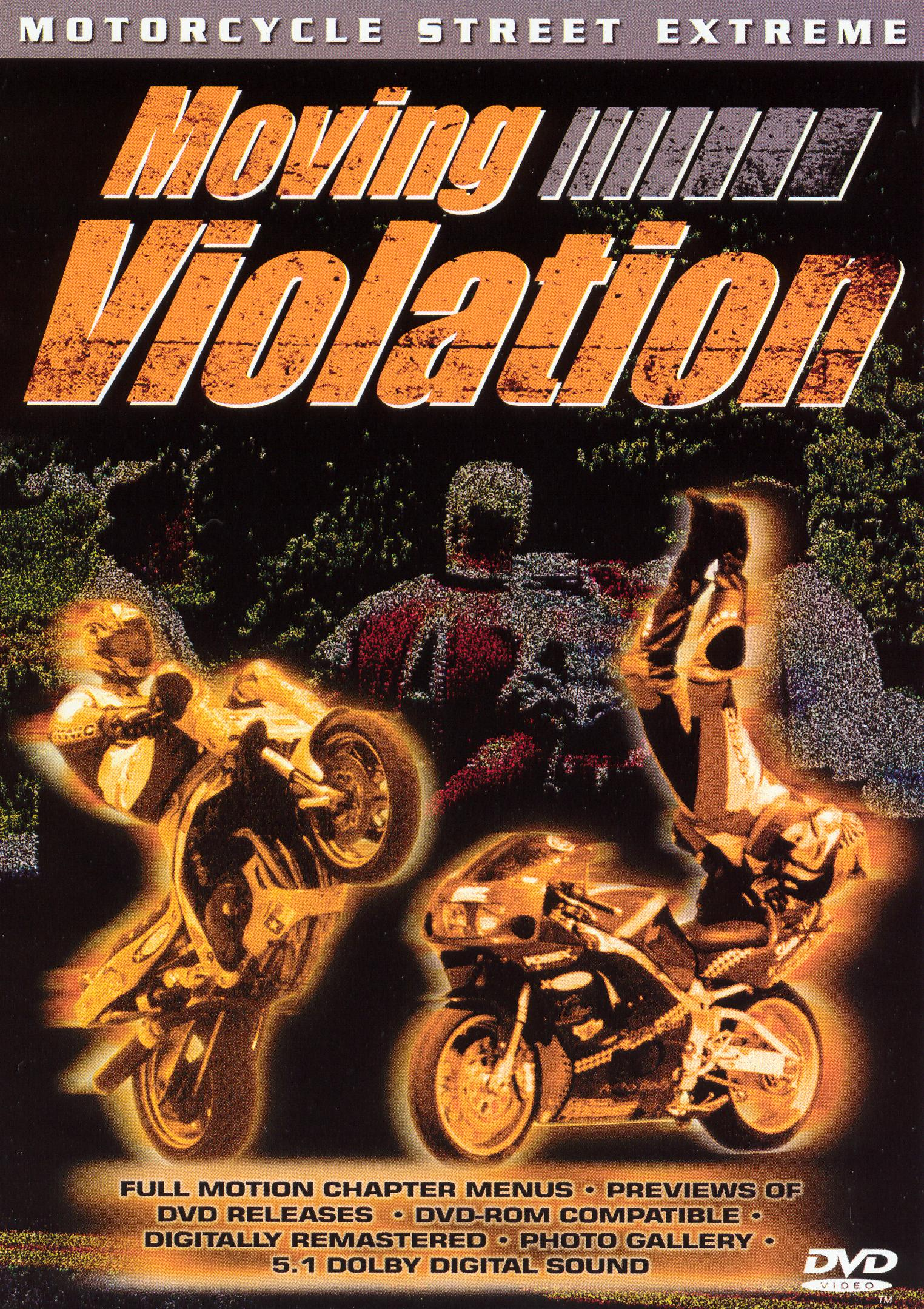 X-Factor Presents Moving Violation