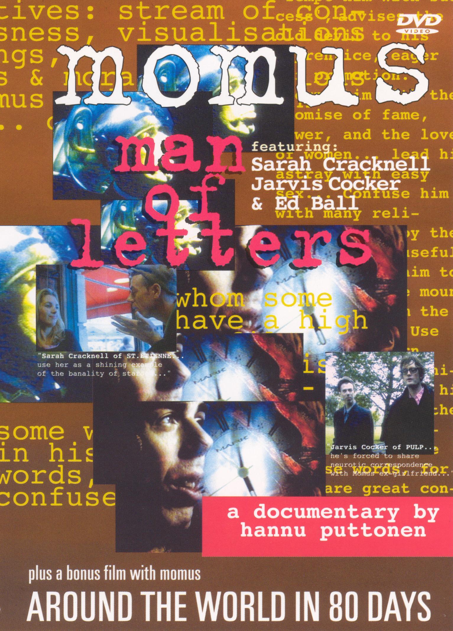 Momus: Man of Letters (2003)