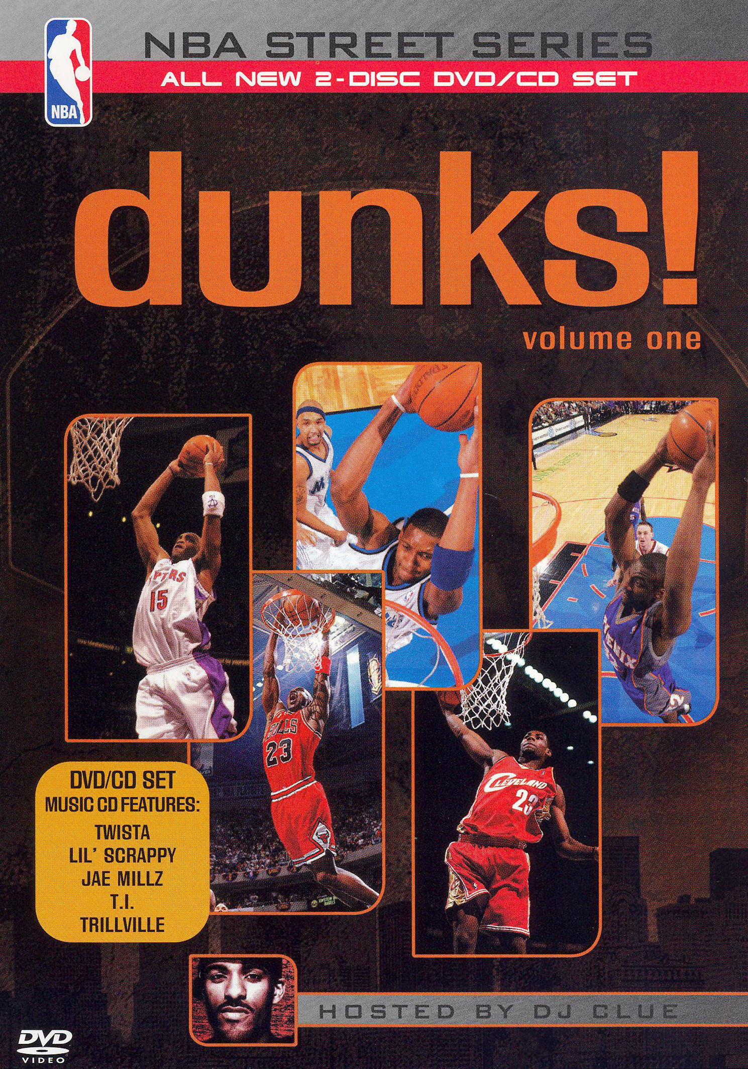 NBA Street Series: Nastiest Dunks