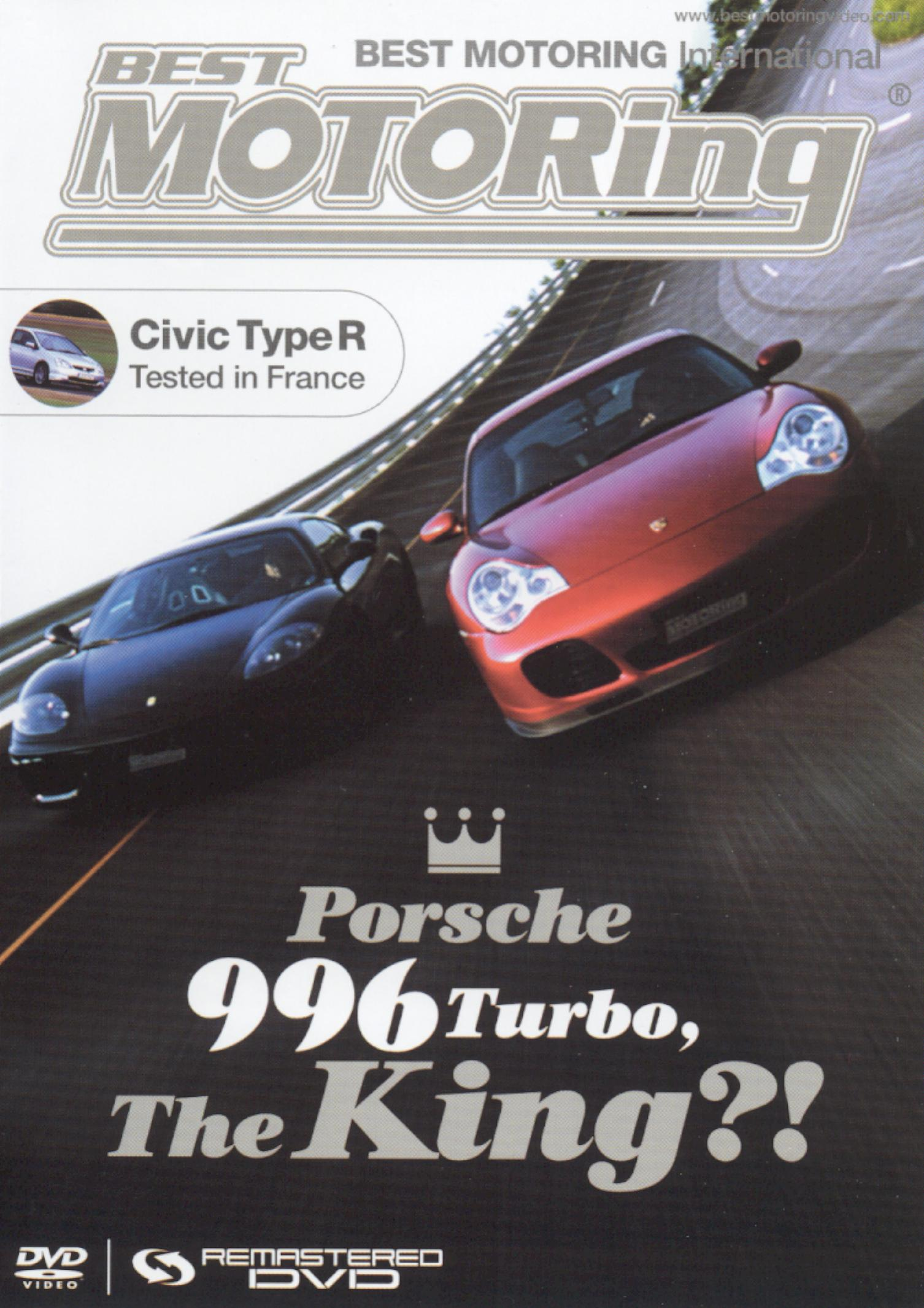 Best Motoring: Porsche 996 Turbo (2003)