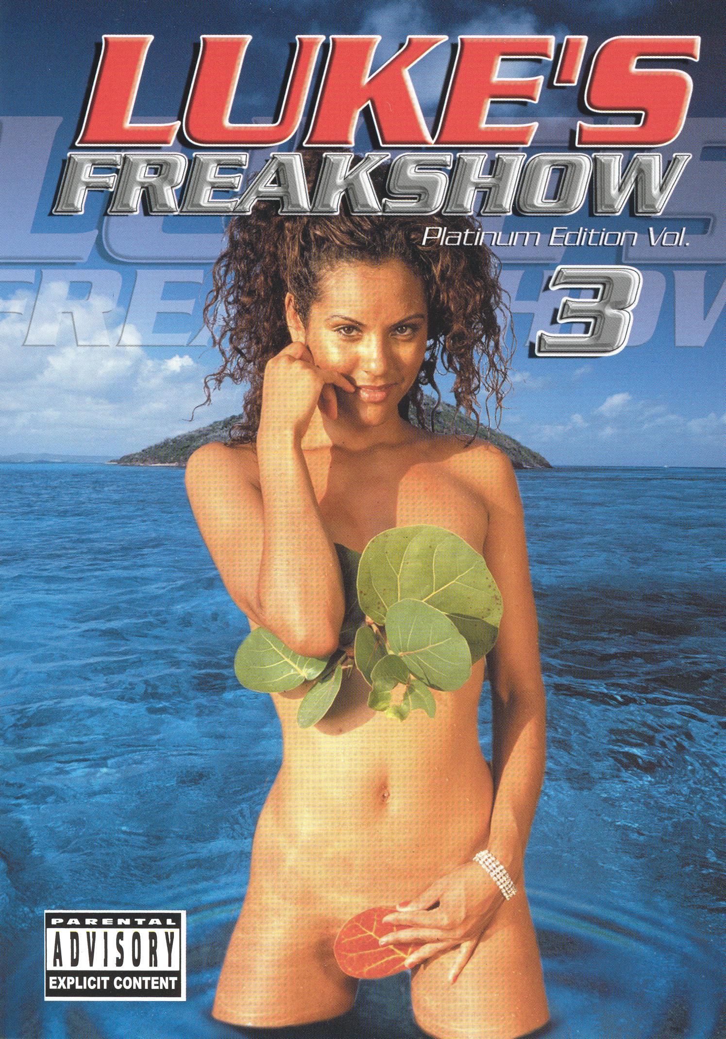 Luke's Freakshow: Platinum Edition, Vol. 3