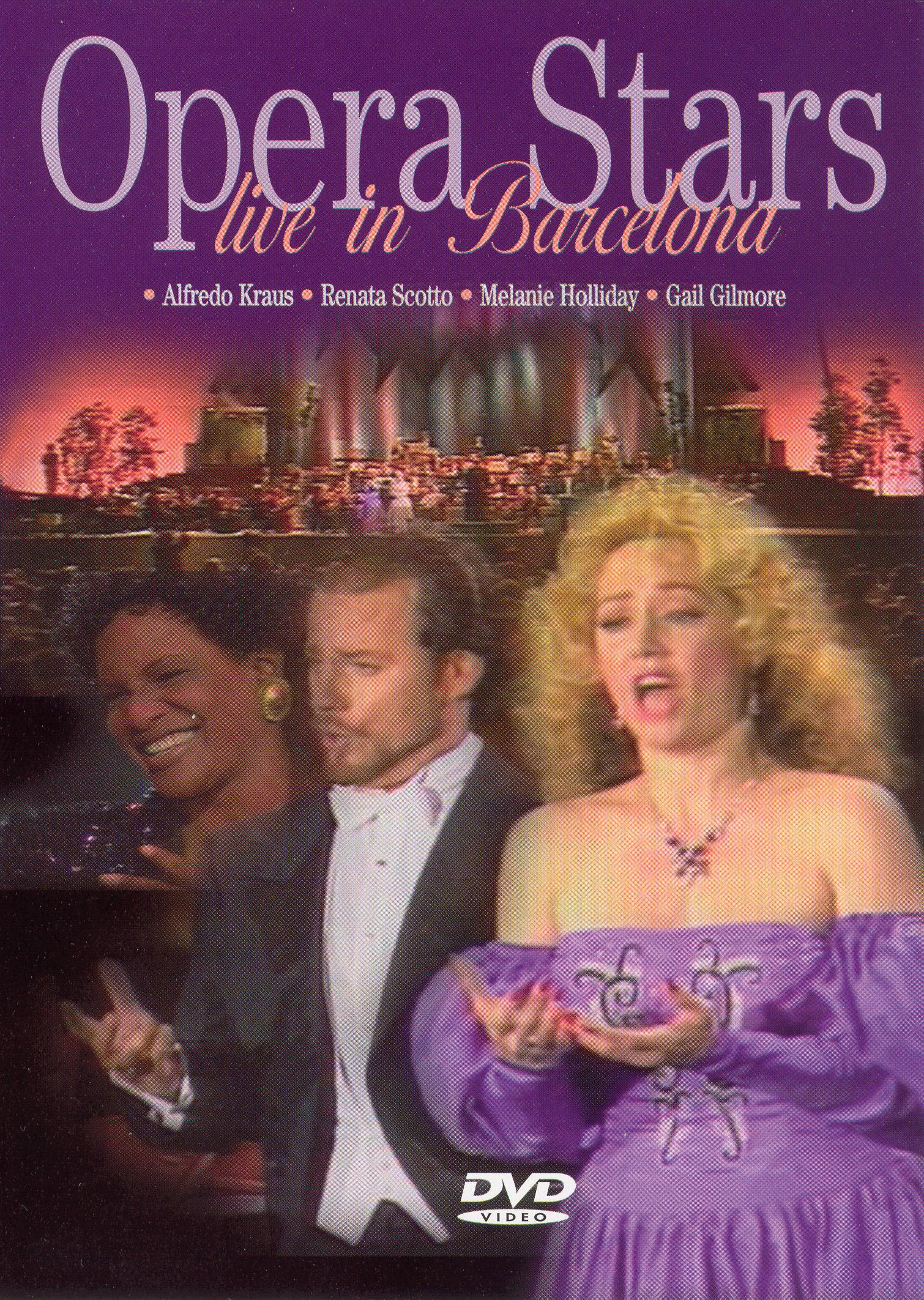 Opera Stars Live in Barcelona
