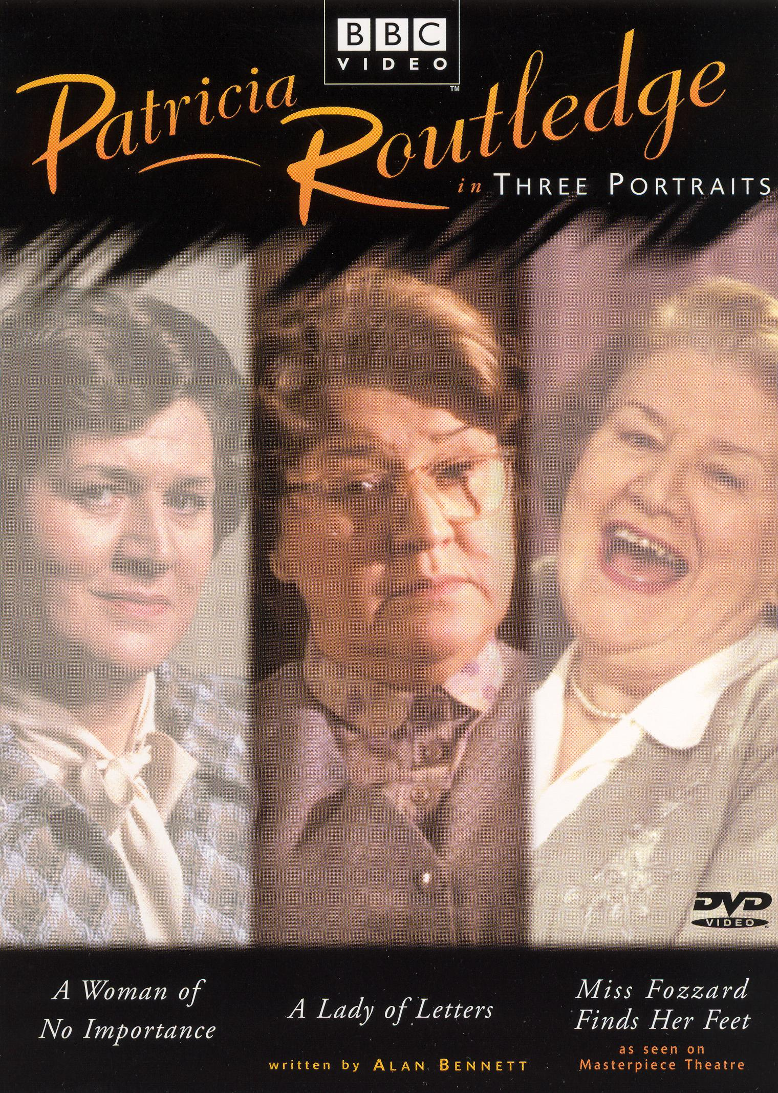 Patricia Routledge In Three Portraits