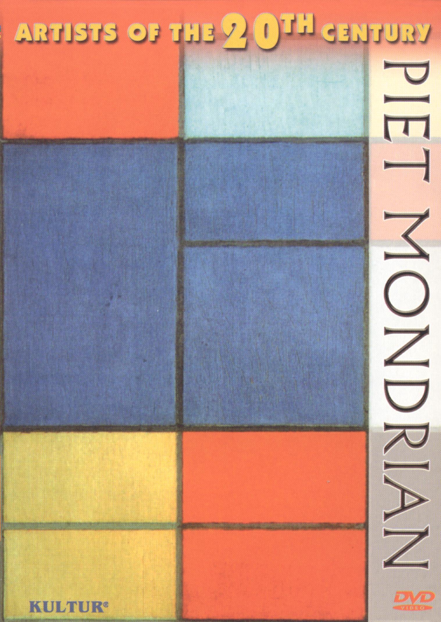 Artists of the 20th Century: Piet Mondrian