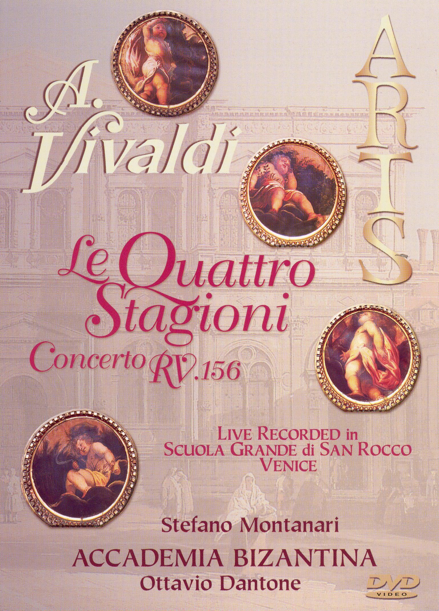 Vivaldi: Quattro Stagioni - Concerto RV 156