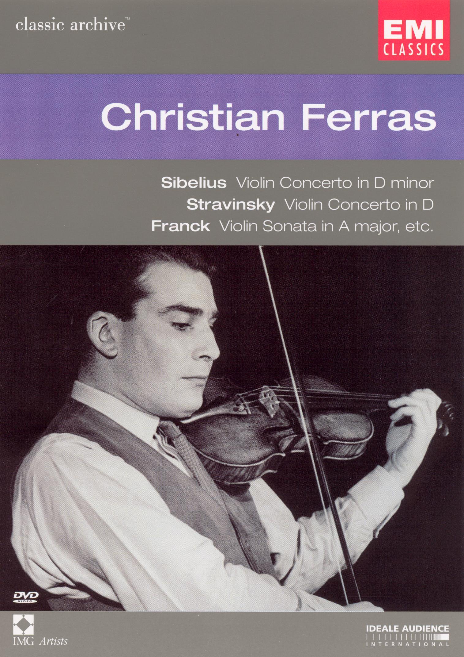 Classic Archive: Christian Ferras