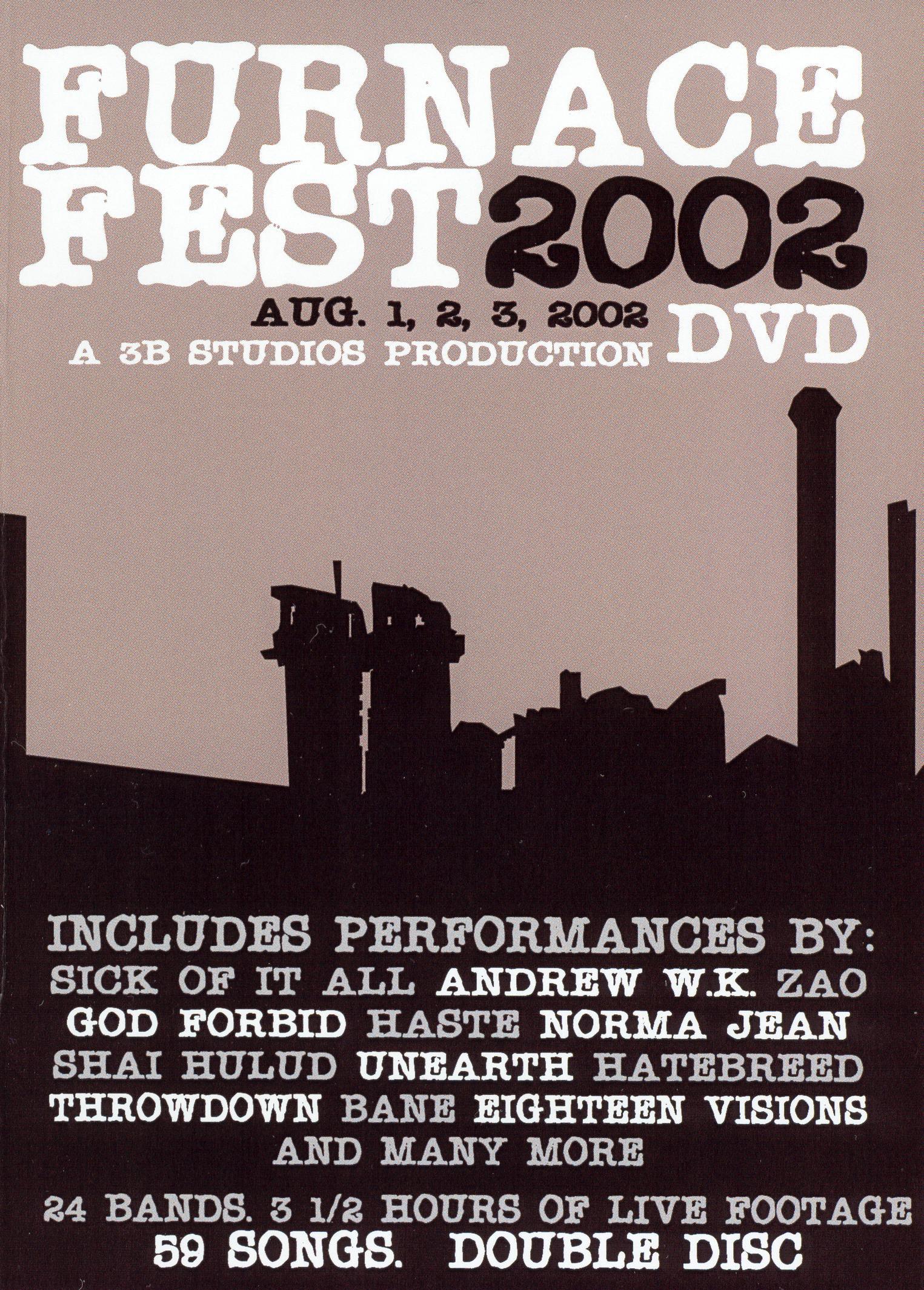 Furnace Fest 2002