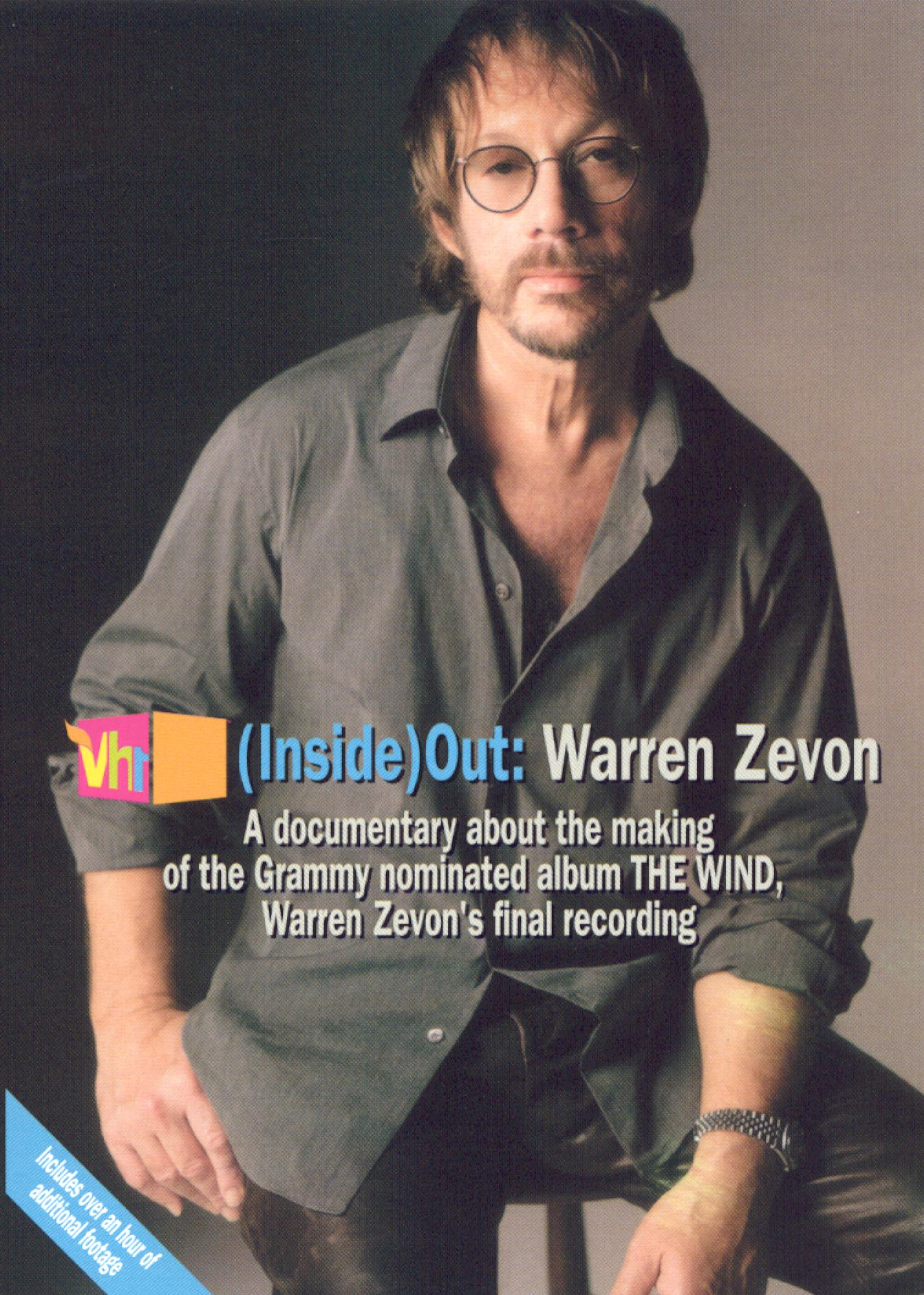 VH1 (Inside) Out: Warren Zevon - Keep Me in Your Heart