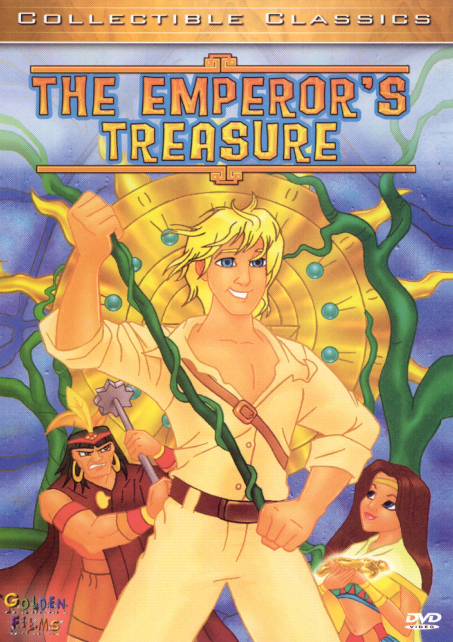 The Emperor's Secret Treasure