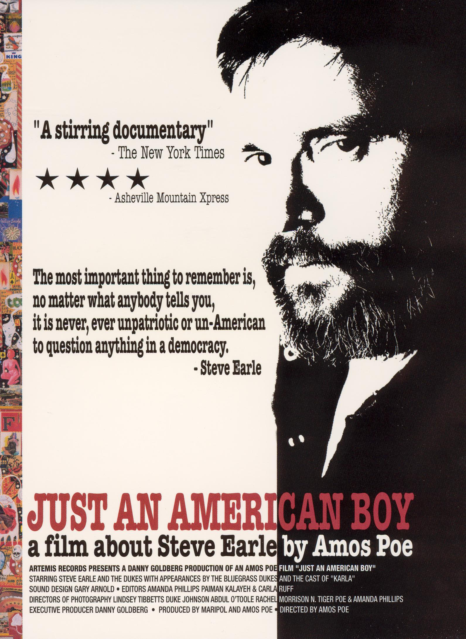 Just an American Boy (2003)