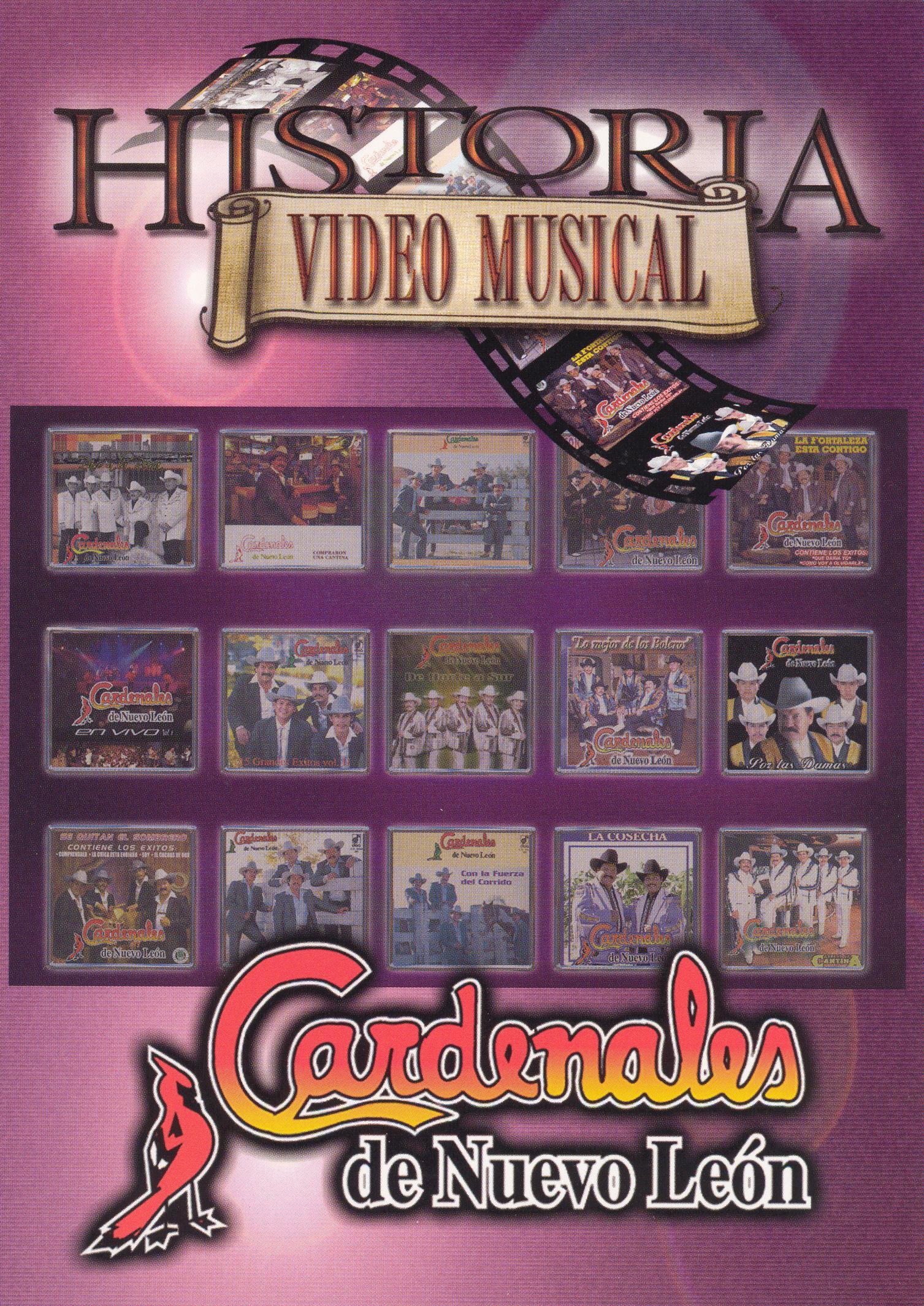 Los Cardenales de Nuevo Leon: Historia Video Musical