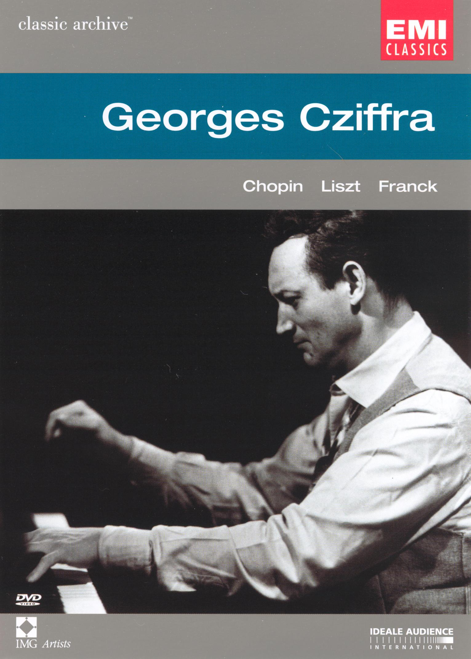 Classic Archive: Georges Cziffra