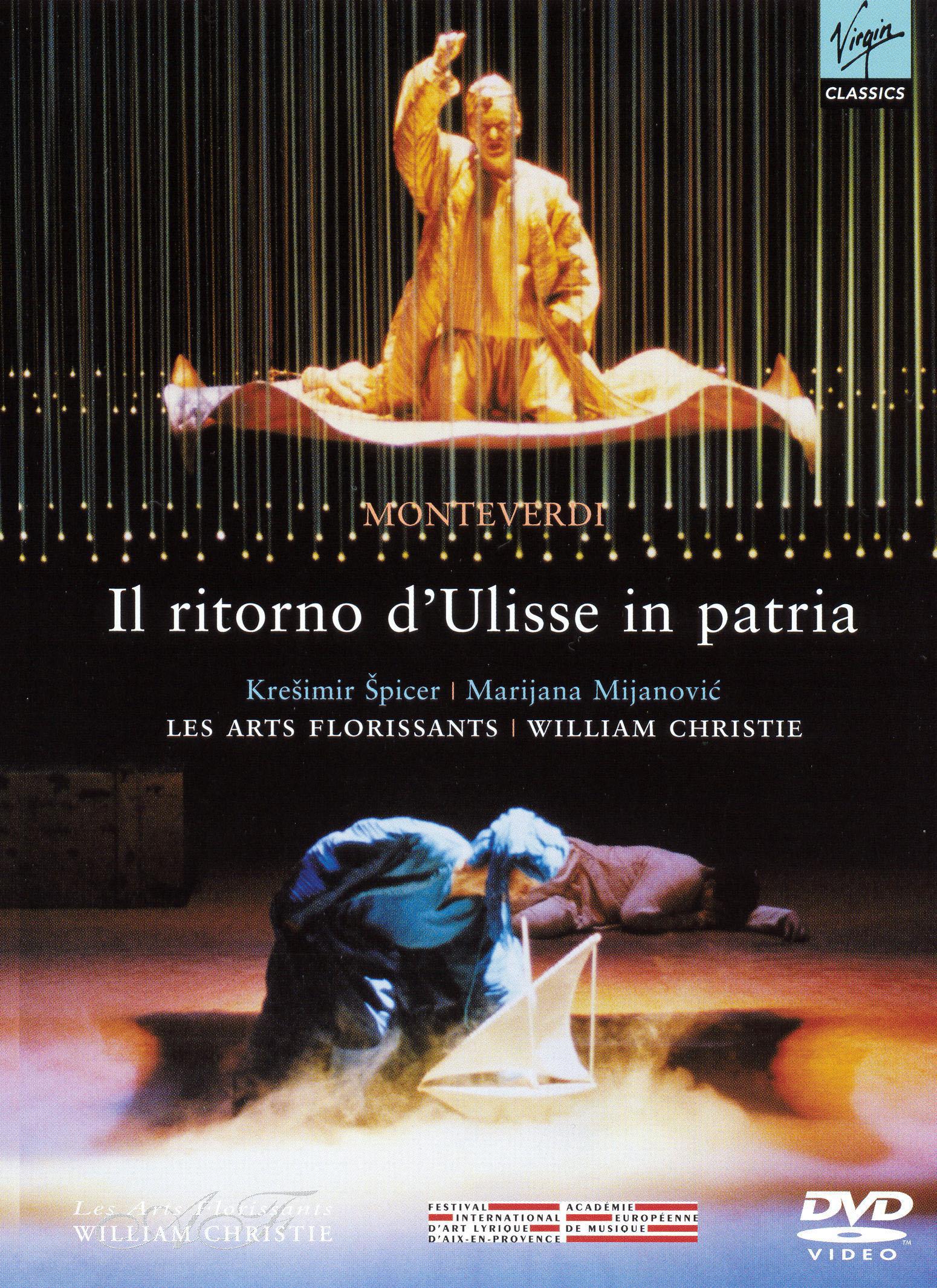 Il Ritorno d'Ulisse in Patria (Les Arts Florissants)