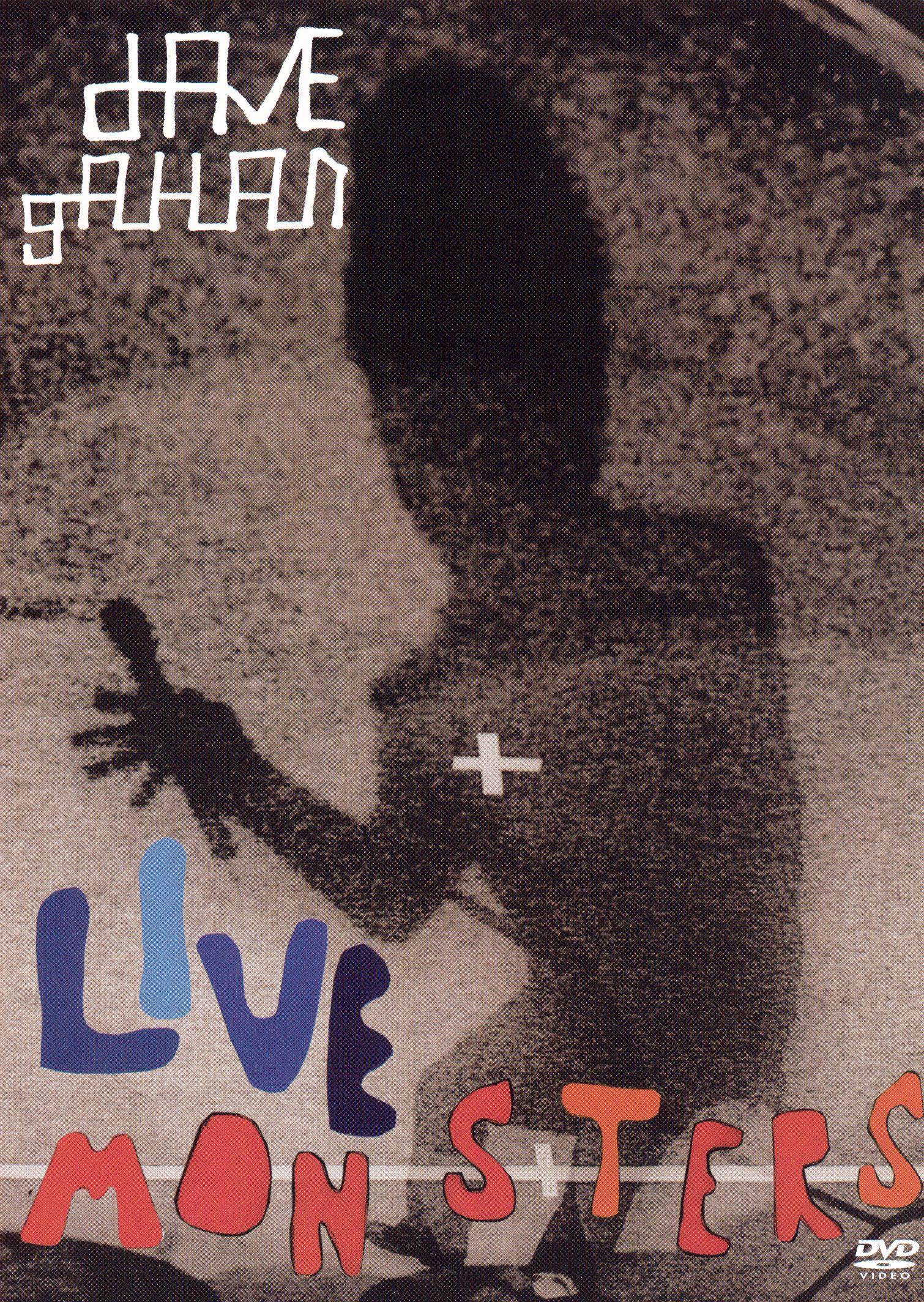 Dave Gahan: Live Monsters