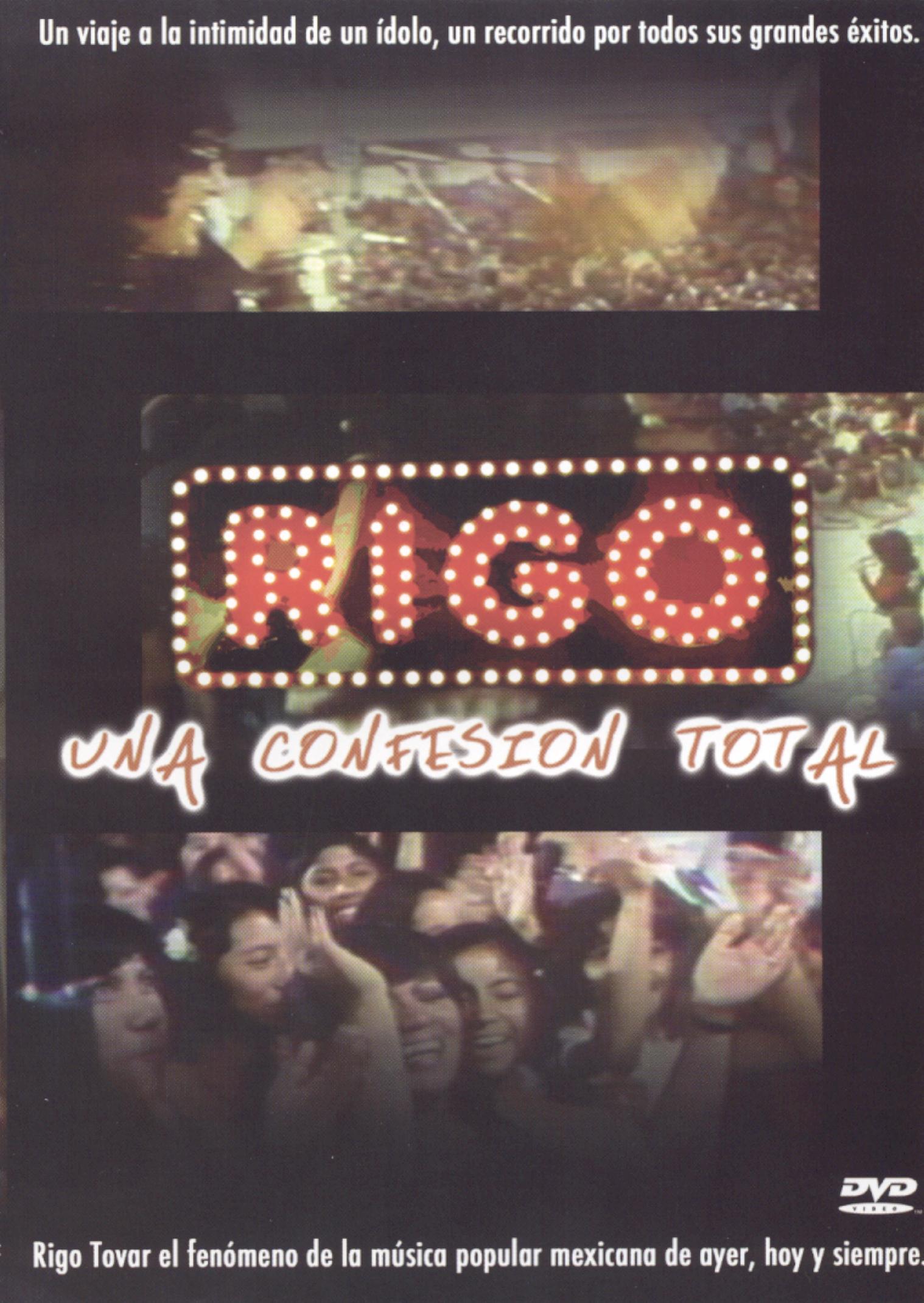 Rigo Tovar: Rigo - Una Confesion Total