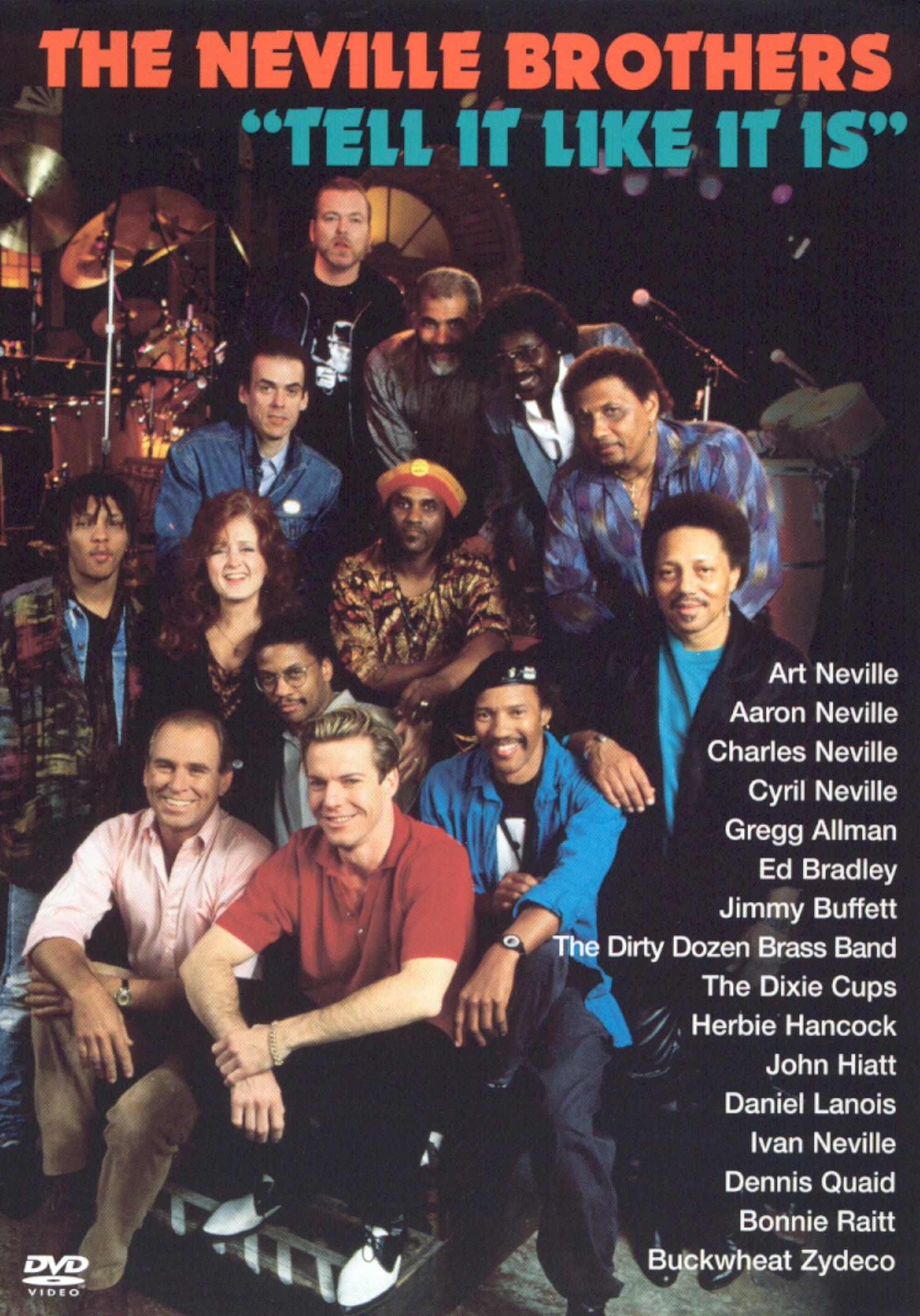 Neville Brothers & Friends: Tell it Like it Is
