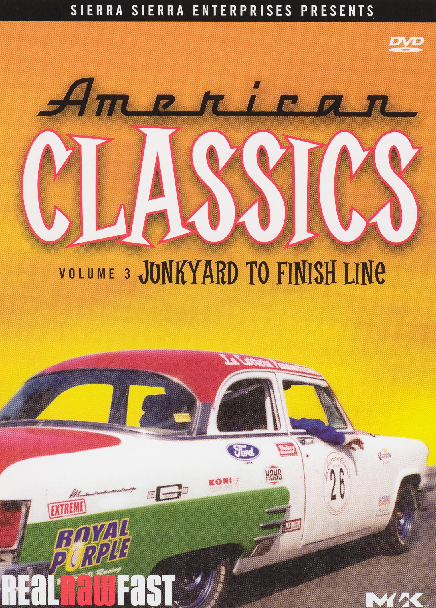 American Classics, Vol. 3: Junkyard to Finish Line