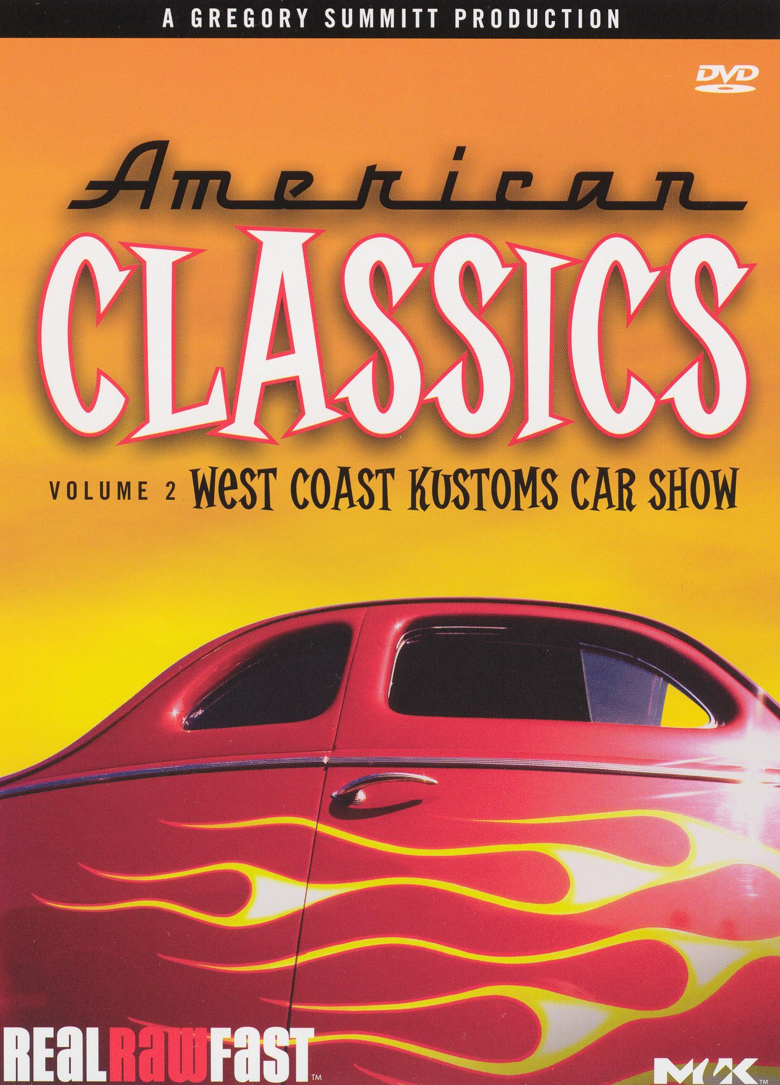 American Classics, Vol. 2: West Coast Kustoms Car Show