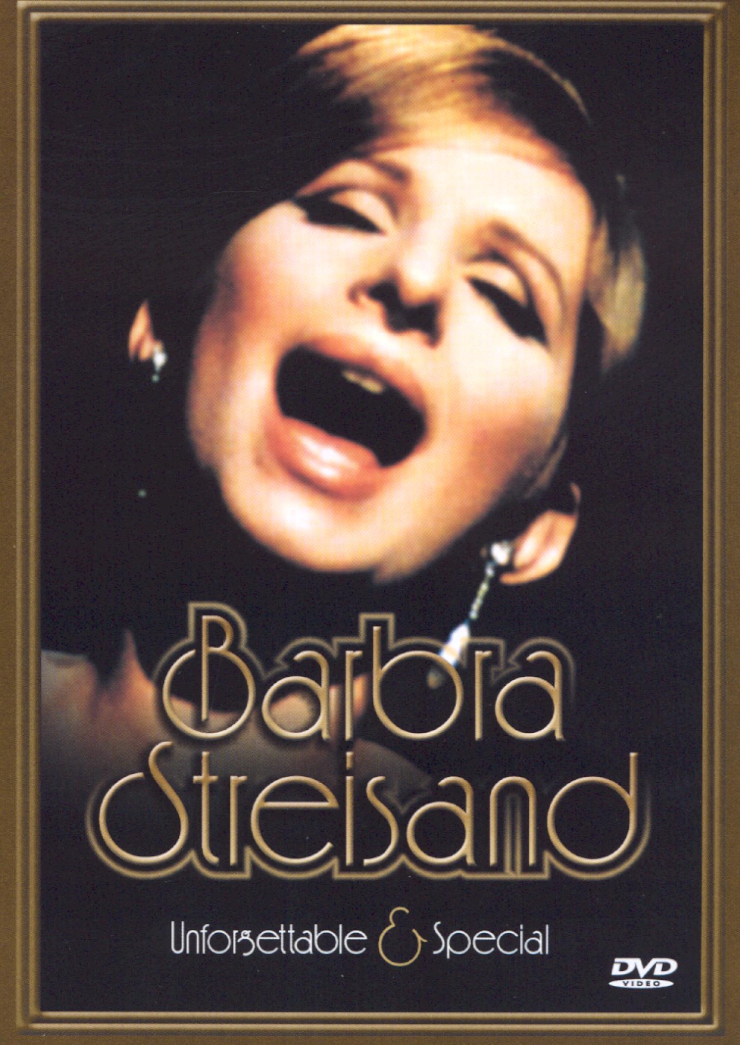 Barbra Streisand: Unforgettable & Special