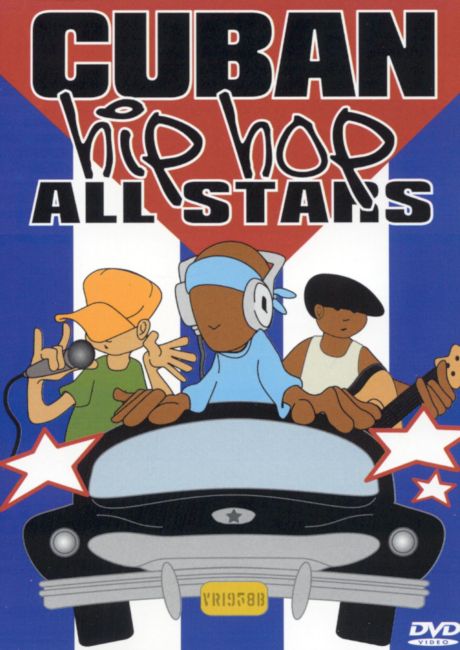 Cuban Hip Hop All-Stars