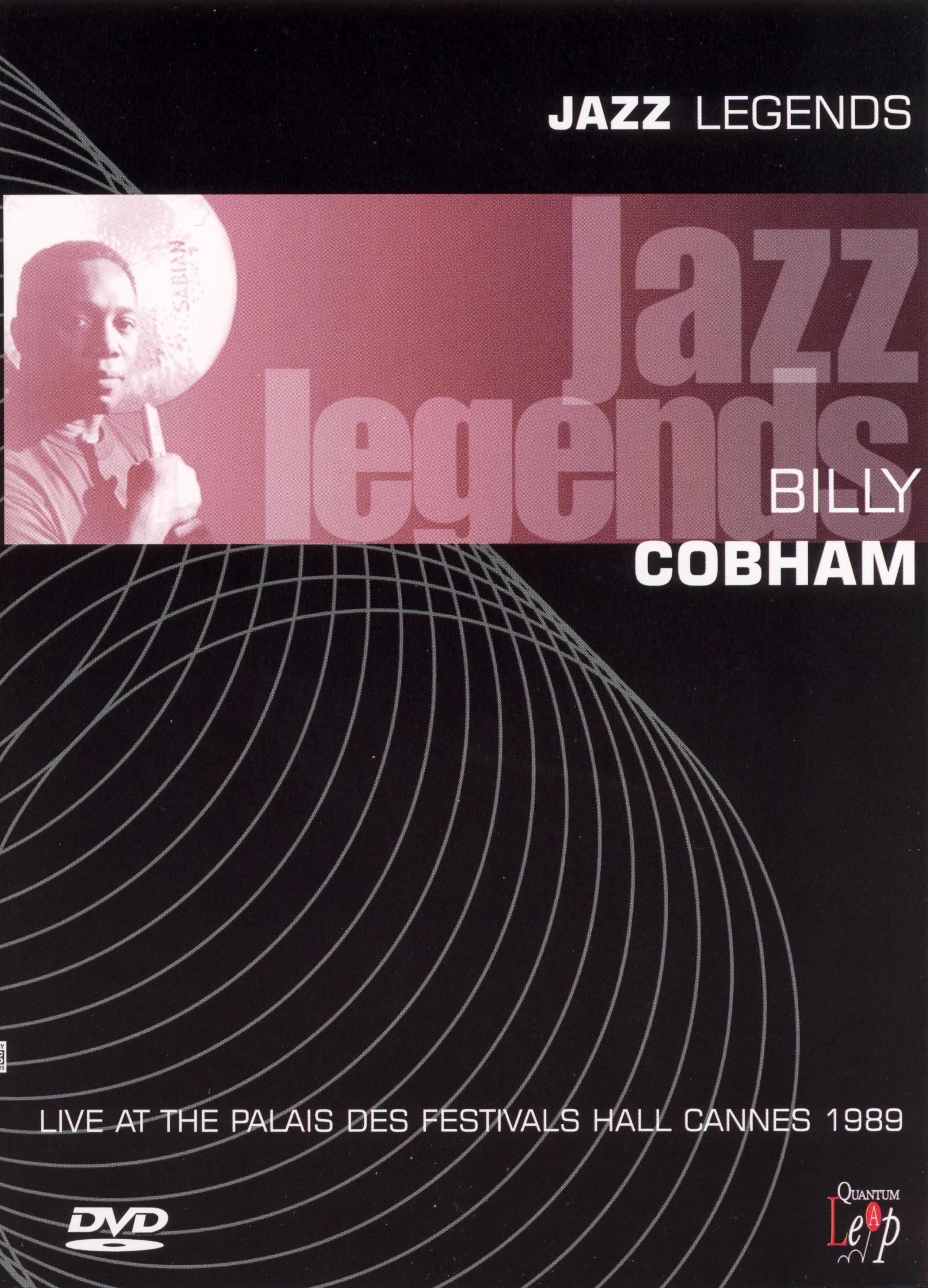 Jazz Legends: Billy Cobham - Live at the Palais des Festivals Hall Cannes 1989