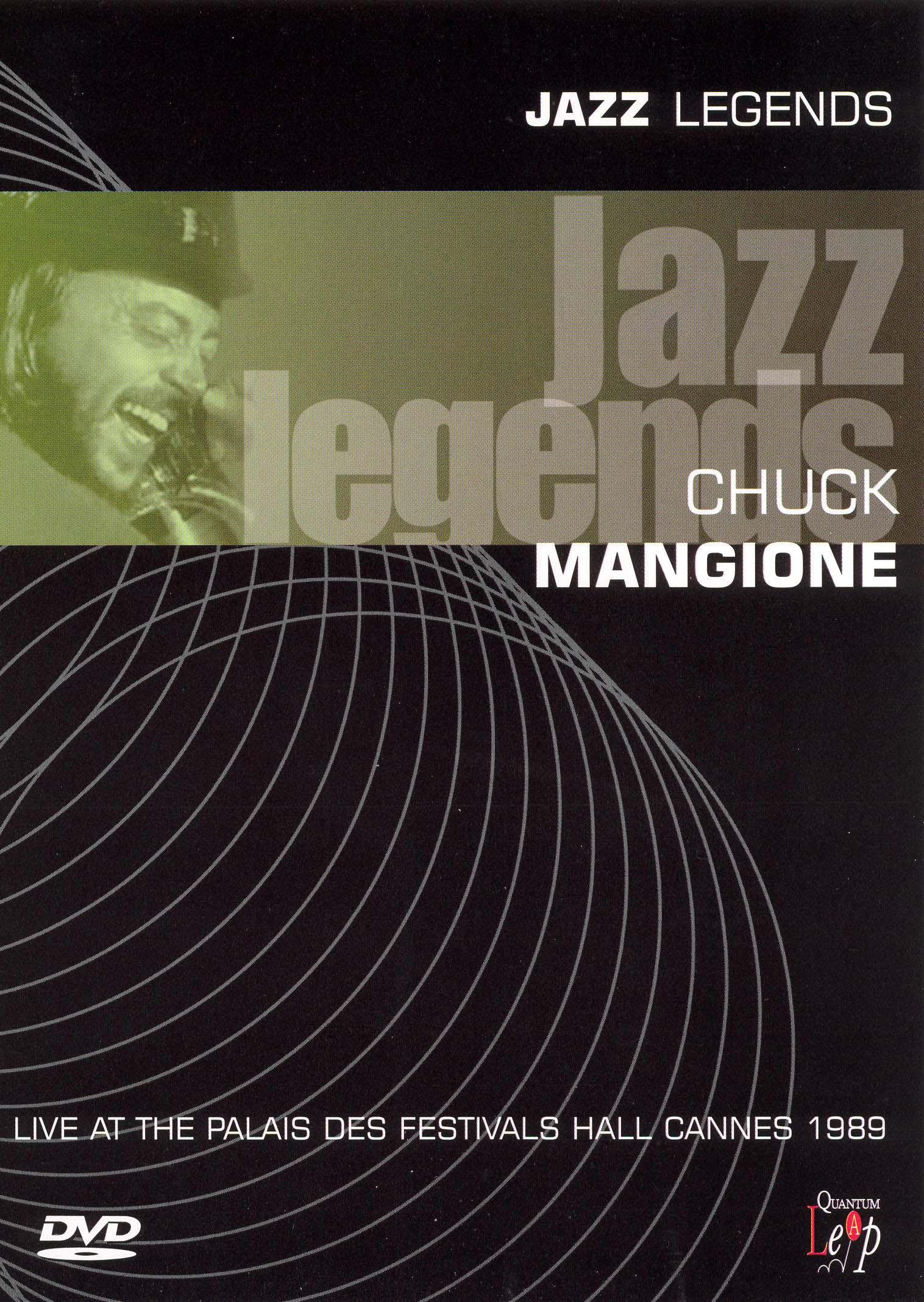 Jazz Legends: Chuck Mangione - Live at the Palais des Fes