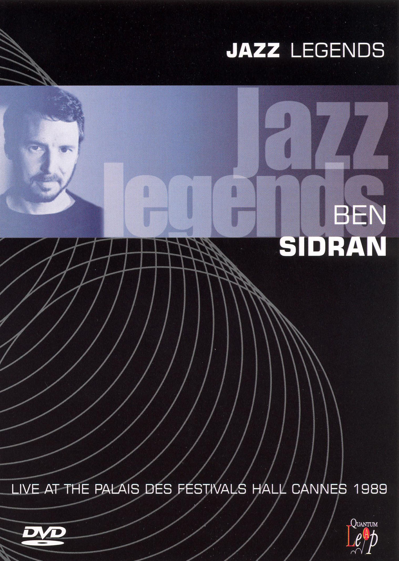 Jazz Legends: Ben Sidran - Live at the Palais des Festivals Hall Cannes 1989