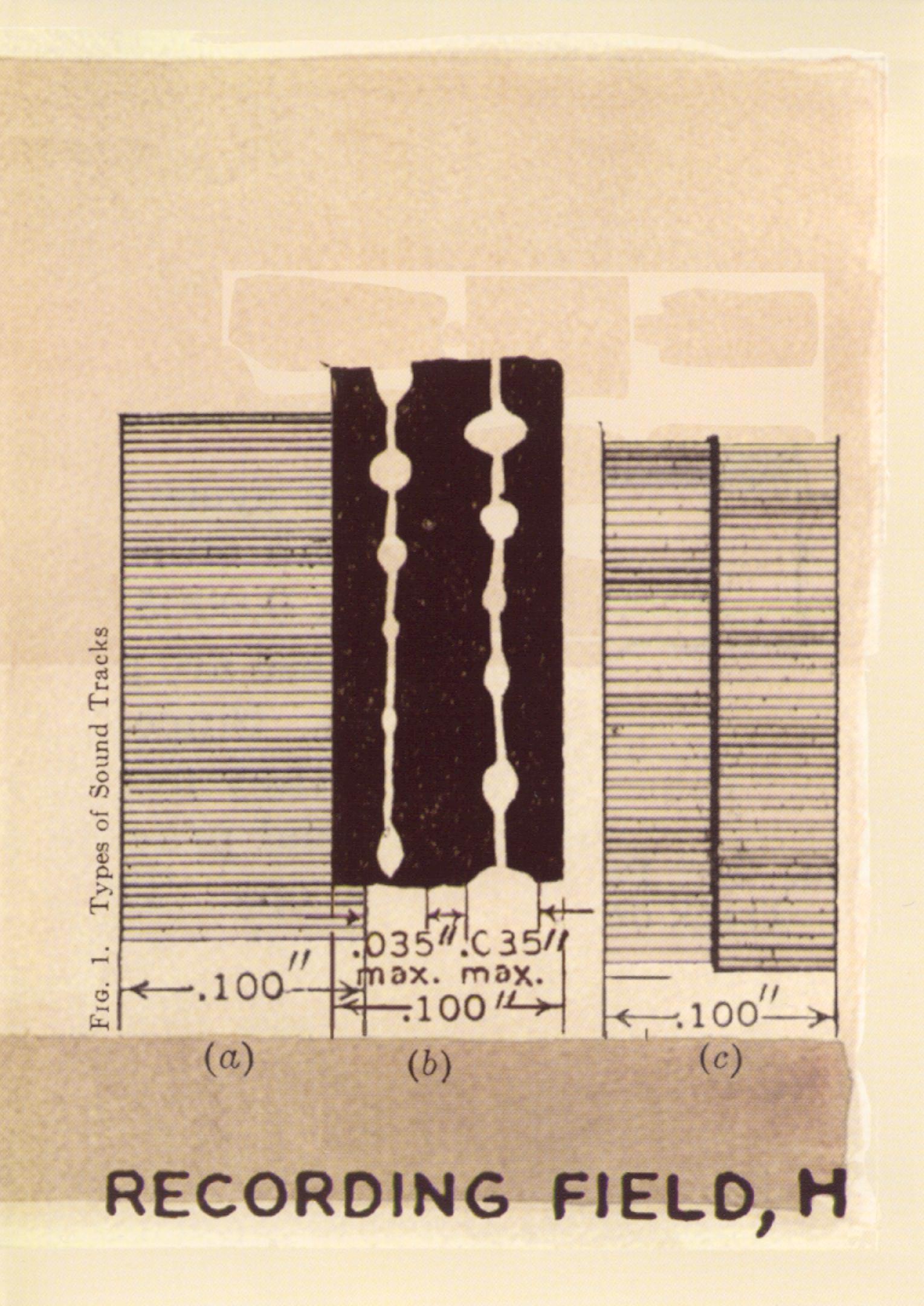 Interface: Recording Field, H