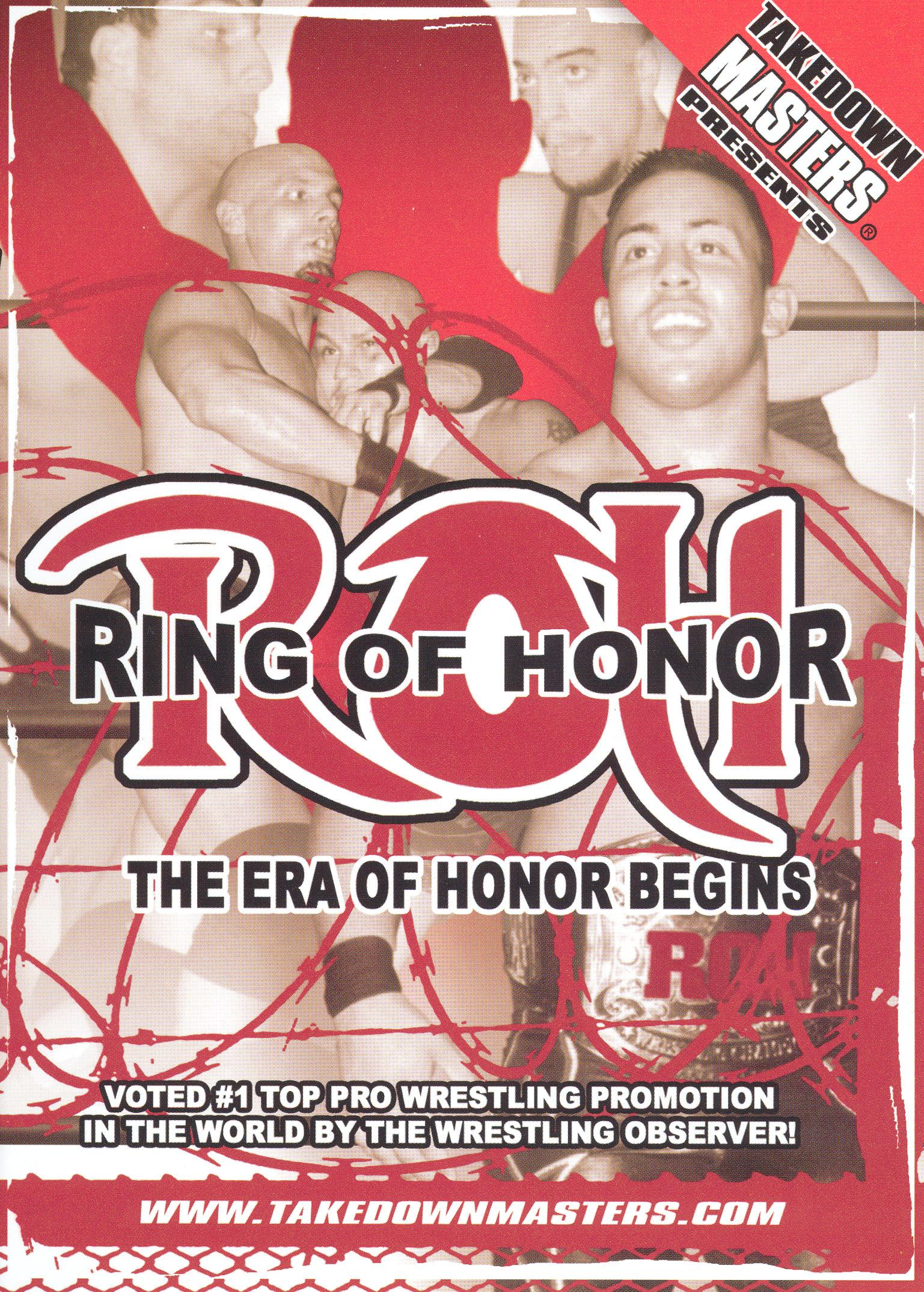 Takedown Masters: Ring of Honor - The Era of Honor