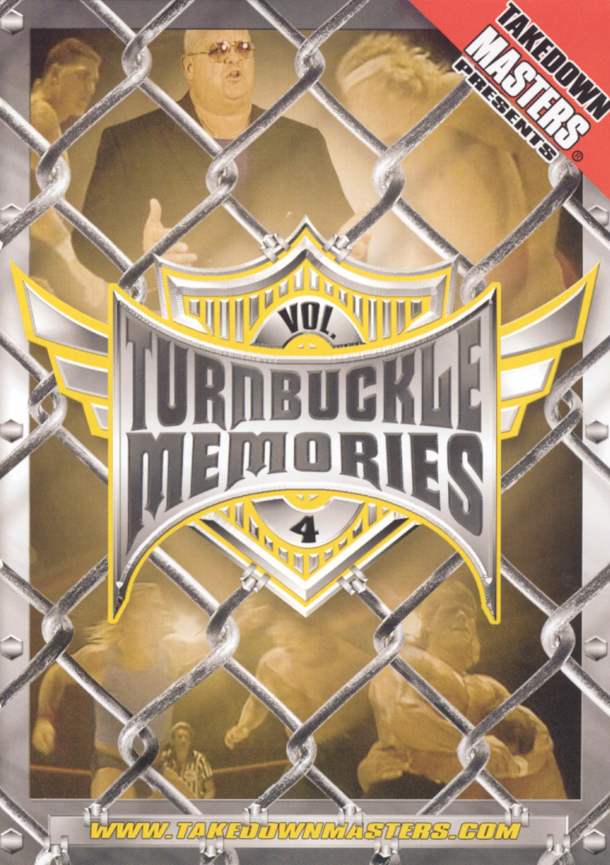 Takedown Masters: Turnbuckle Memories, Vol. 4