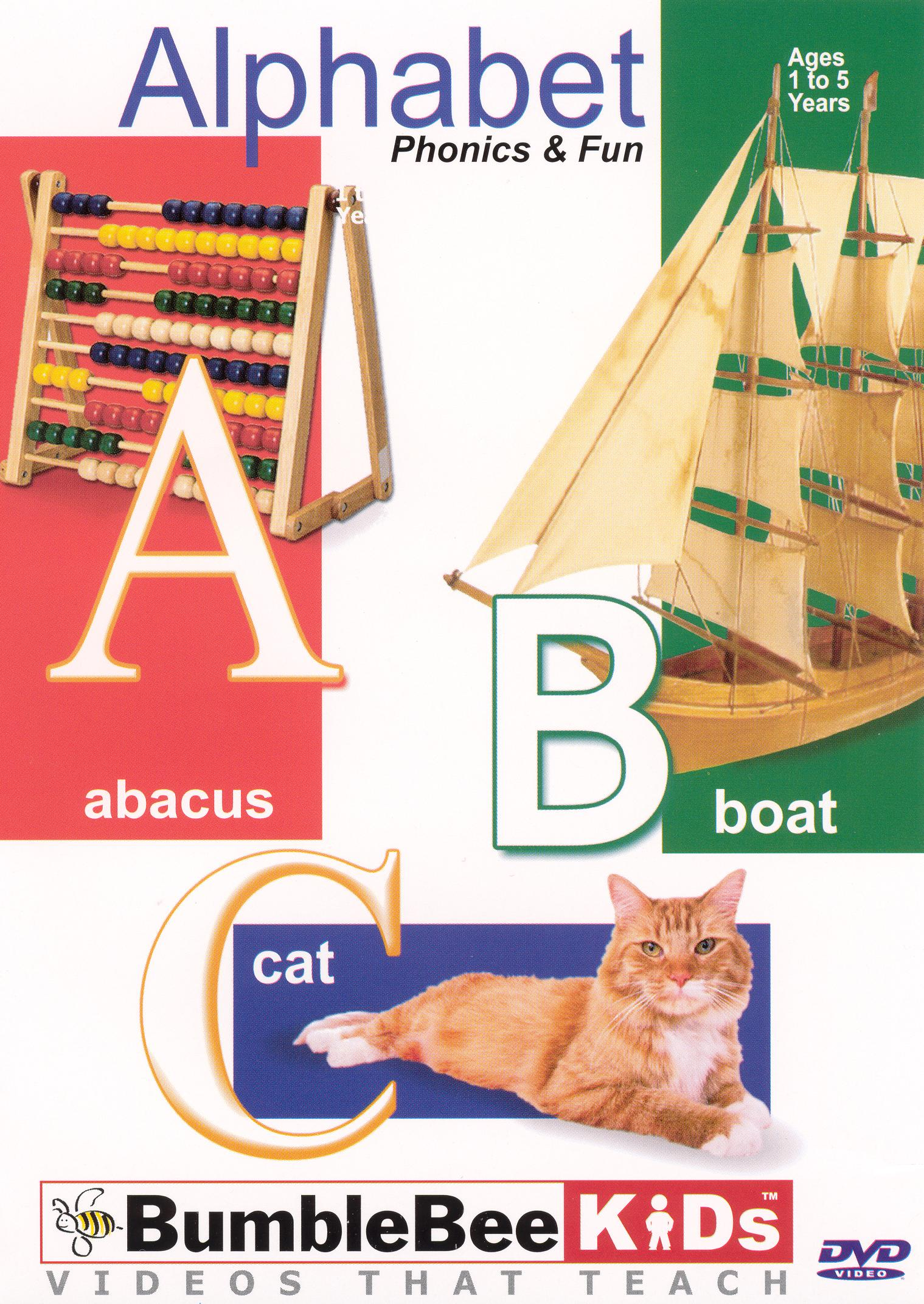 Alphabet Phonics and Fun