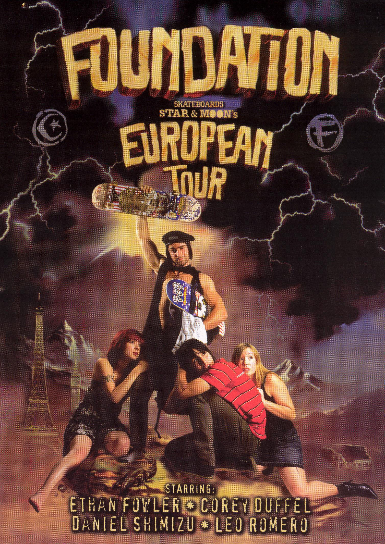 Foundation European Tour