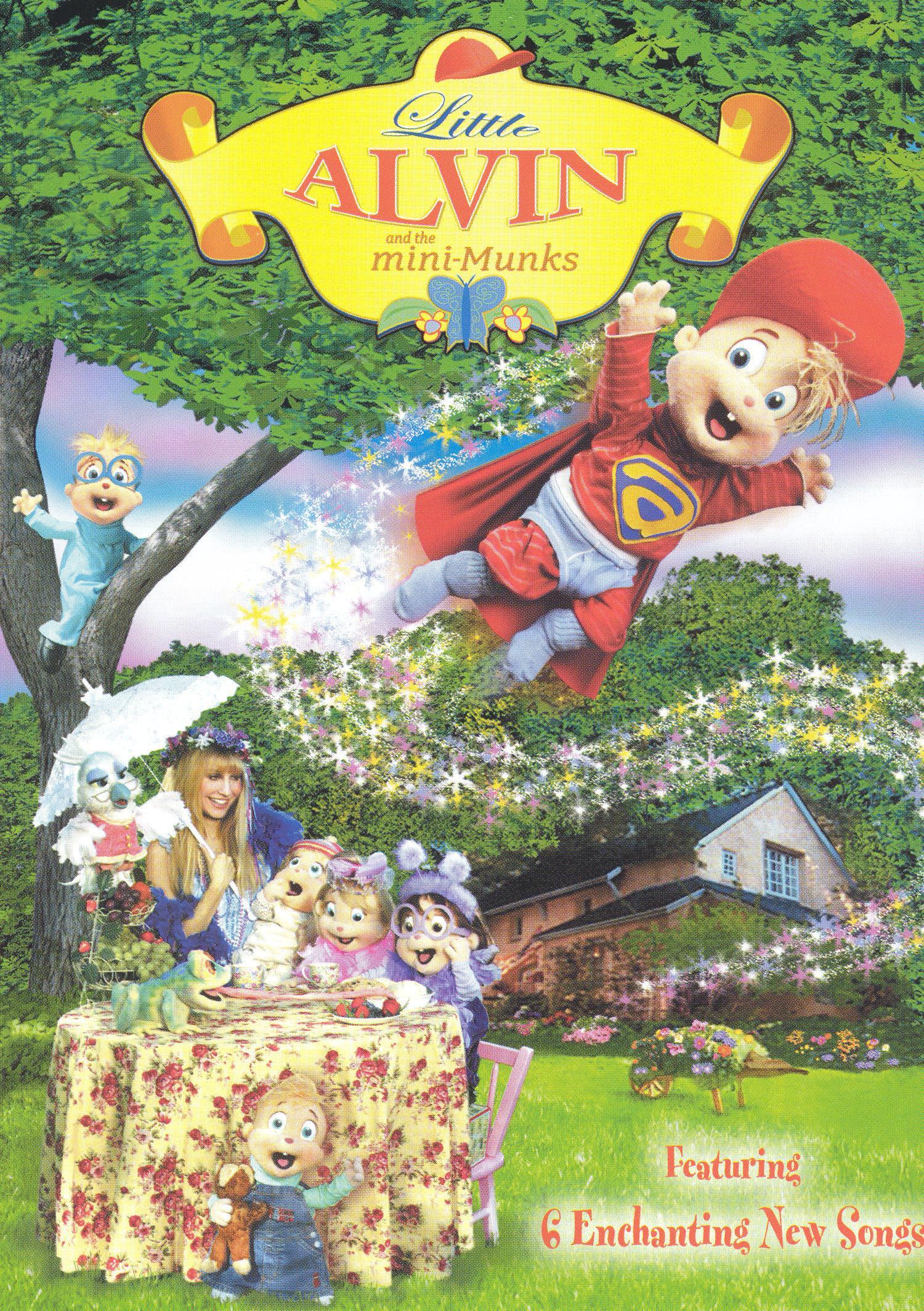 Little Alvin and the Mini-Munks